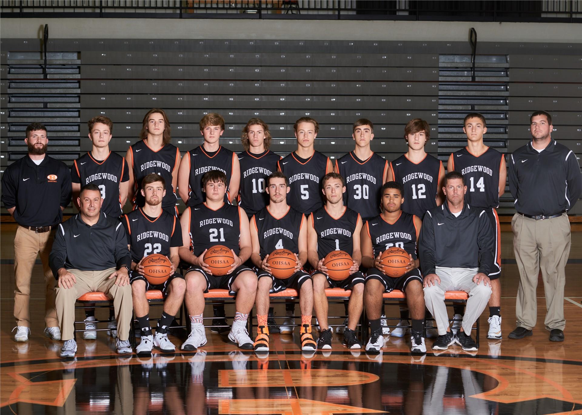 2016-2017 Varsity Basketball