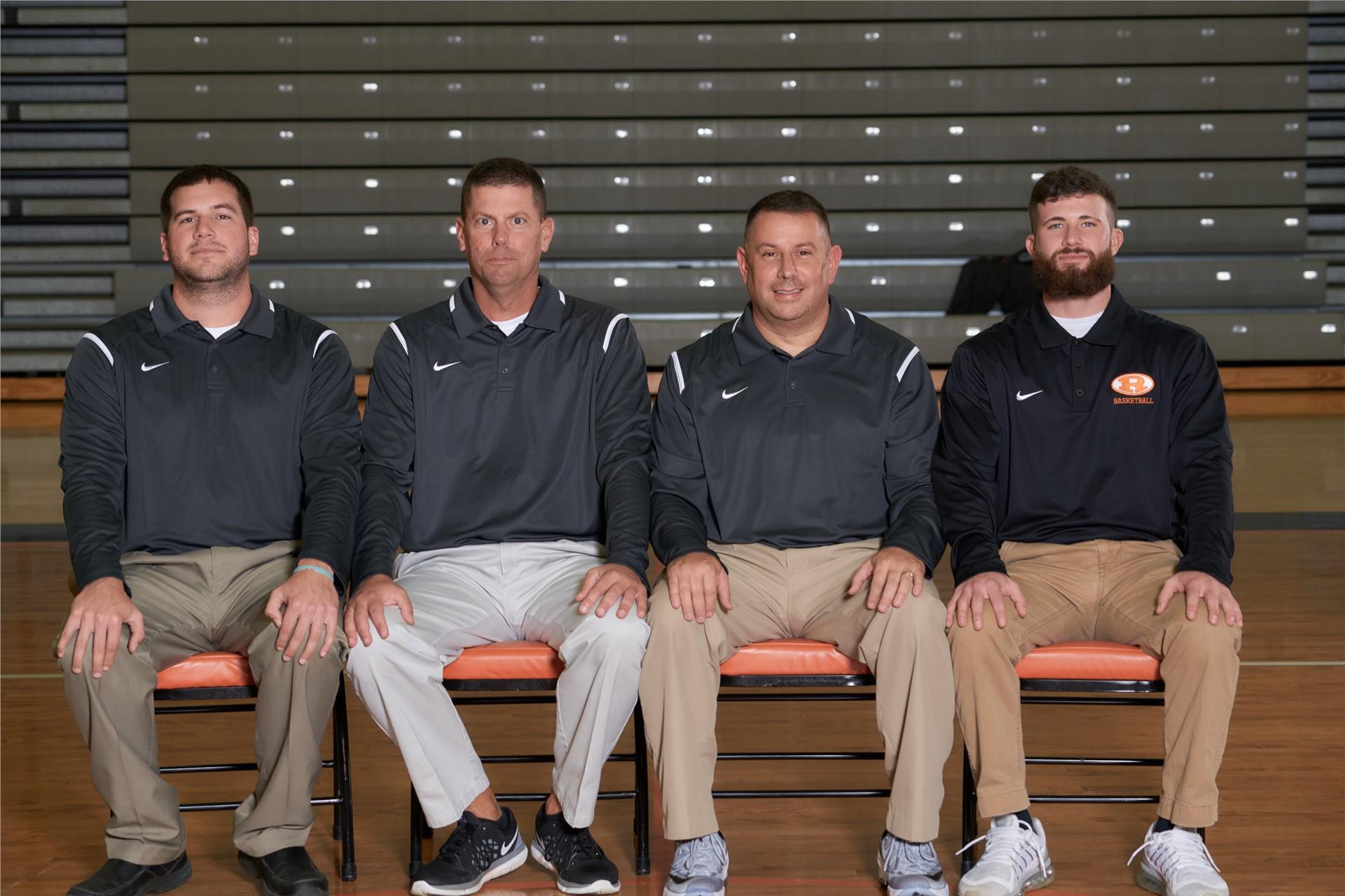2016-2017 Boys Basketball Coaches