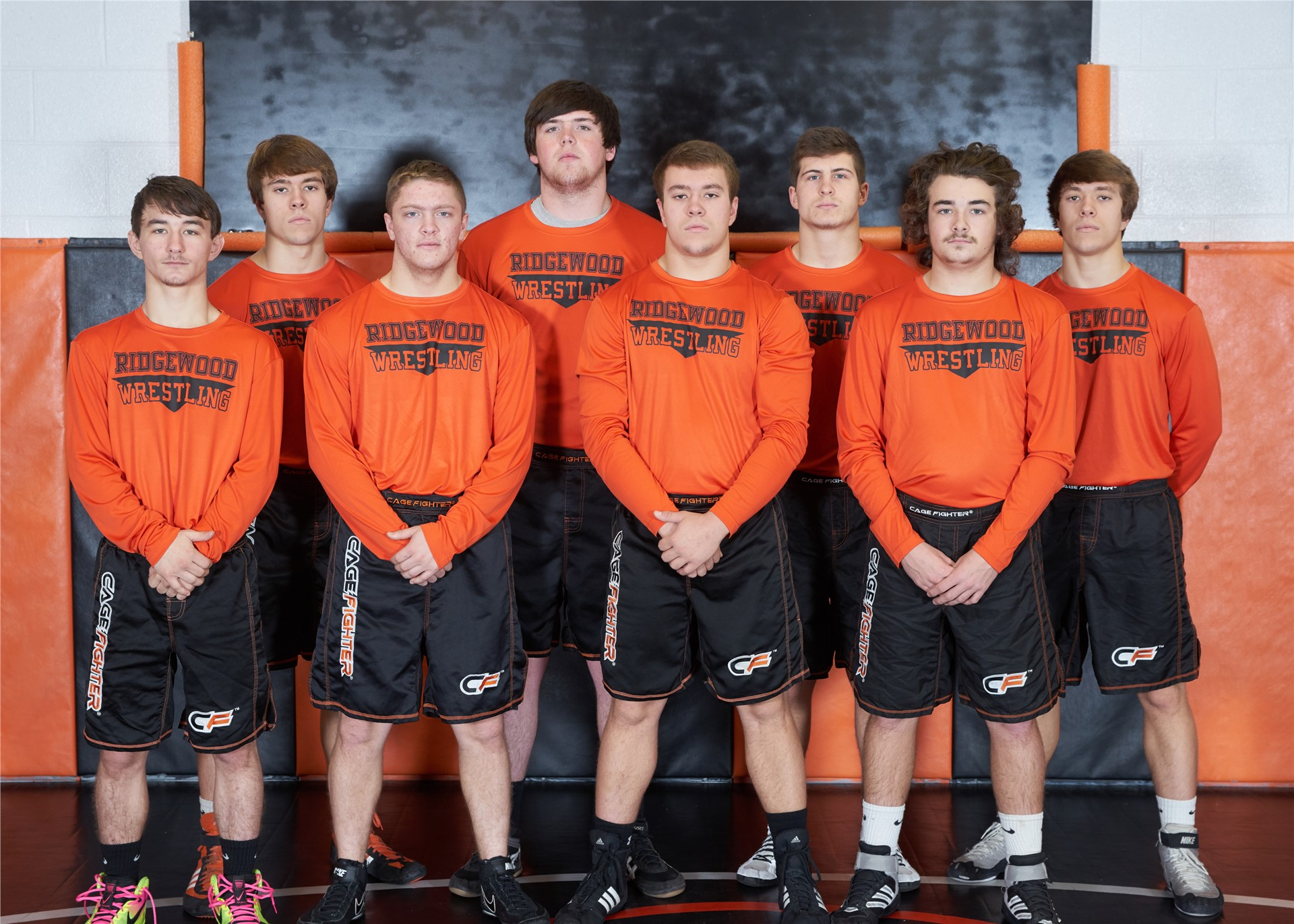 2016-17 Wrestling Returning Lettermen