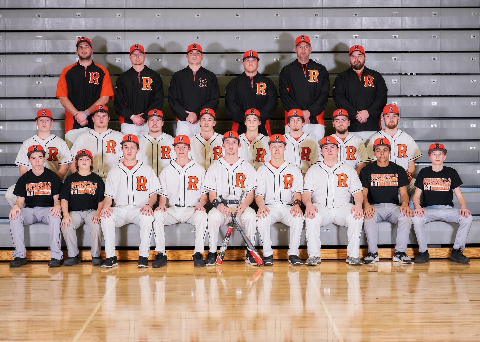 2016-2017 Varsity Baseball