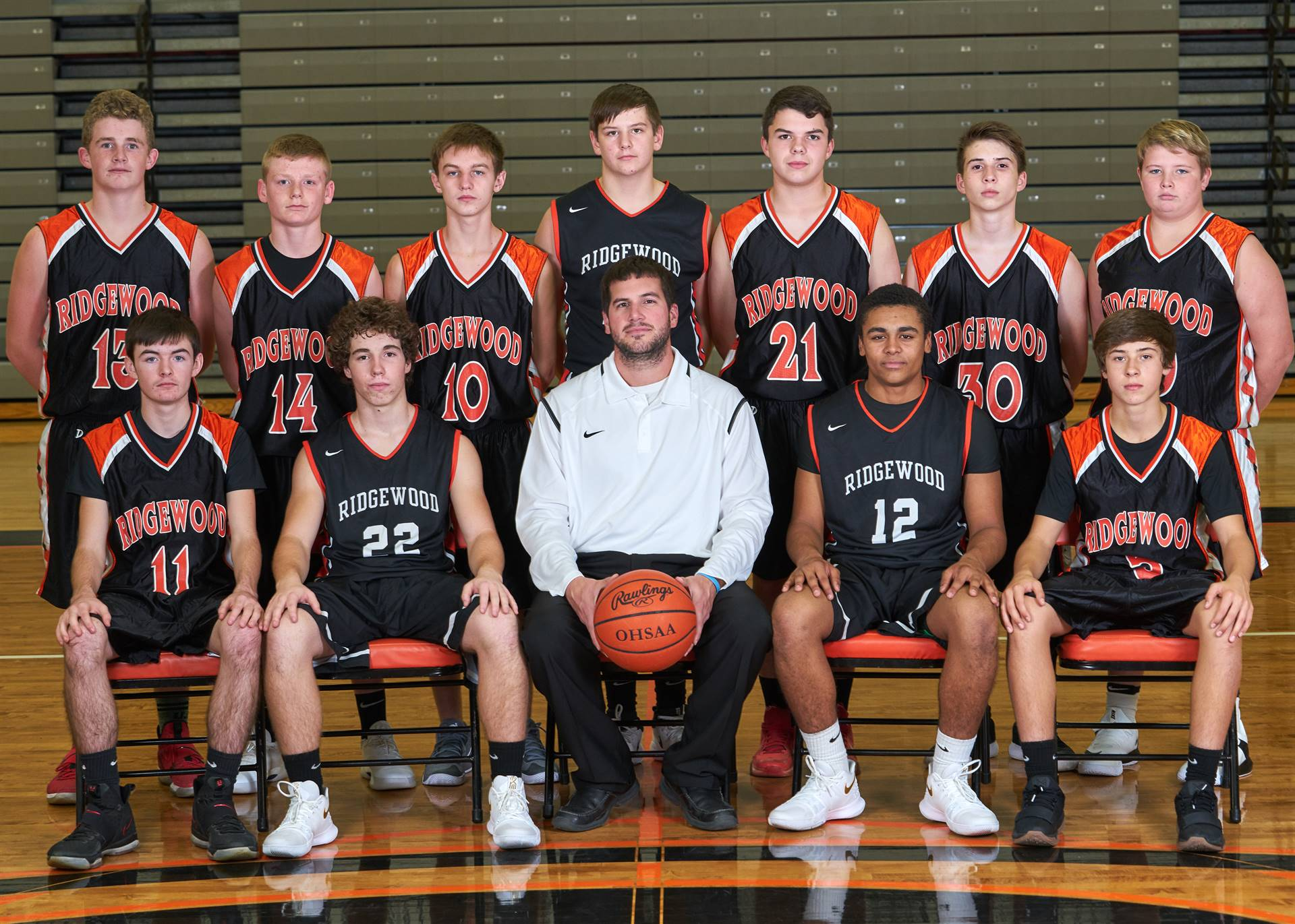 Boys Basketball - Freshman