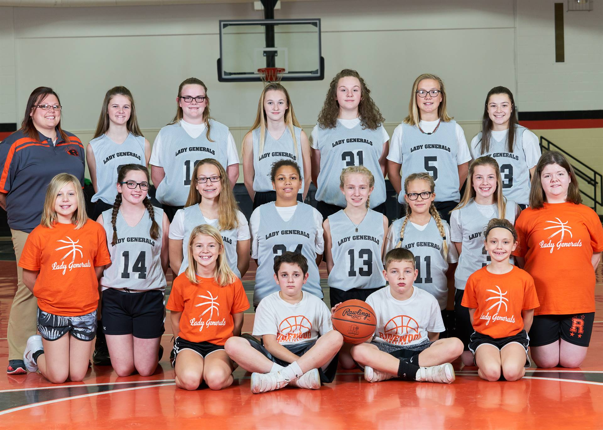 Girls Basketball 7th Grade