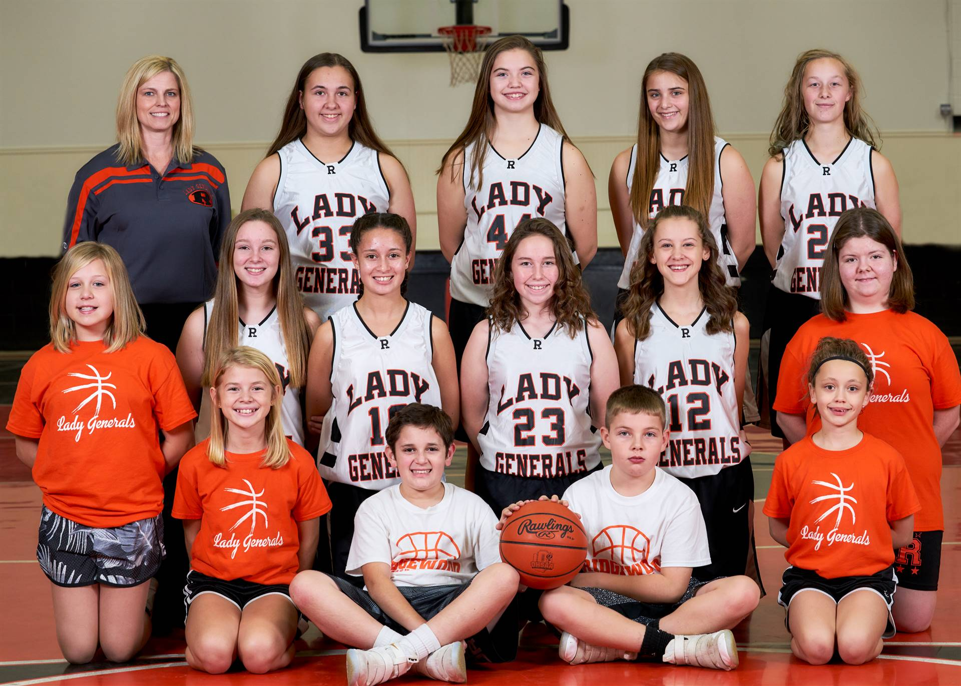 Girls Basketball - 8th Grade