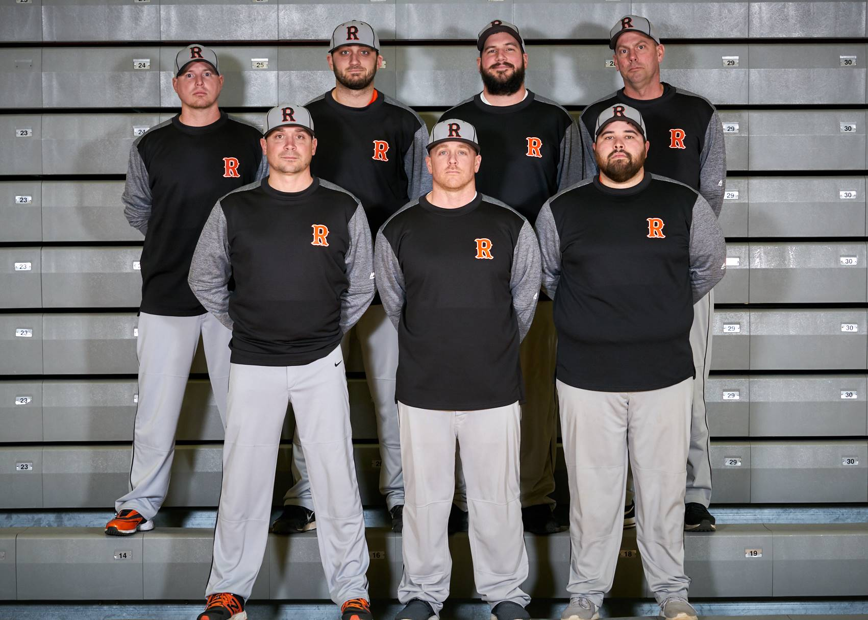 Spring 2018 Baseball coaches