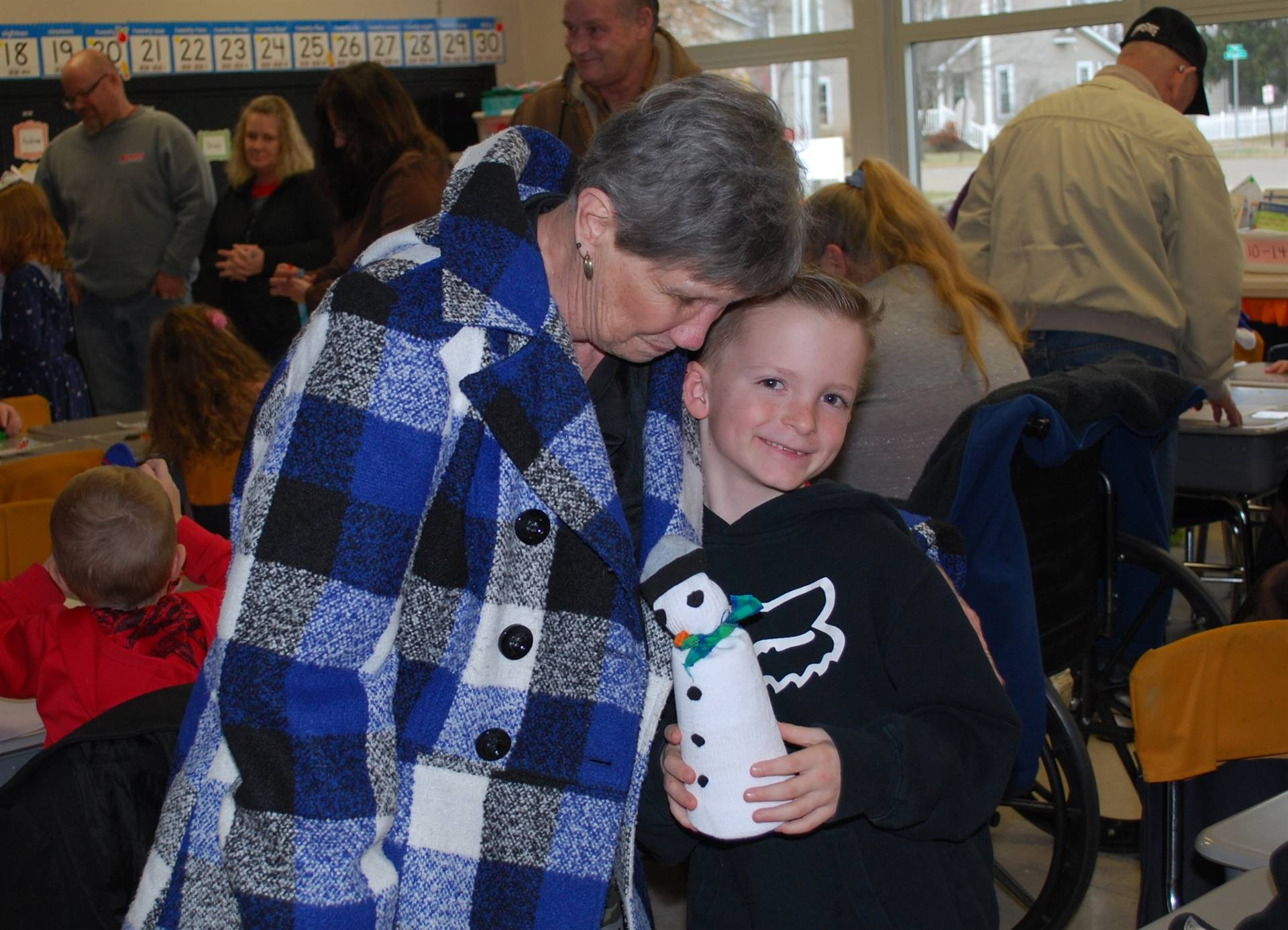 First Grade Grandparents' Day