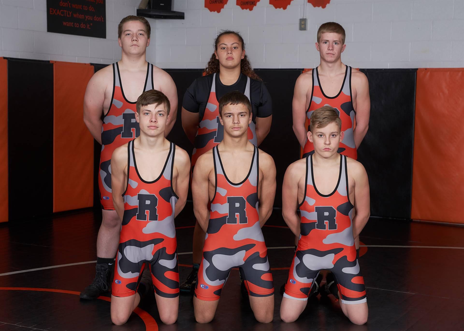 HS Wrestling- Team