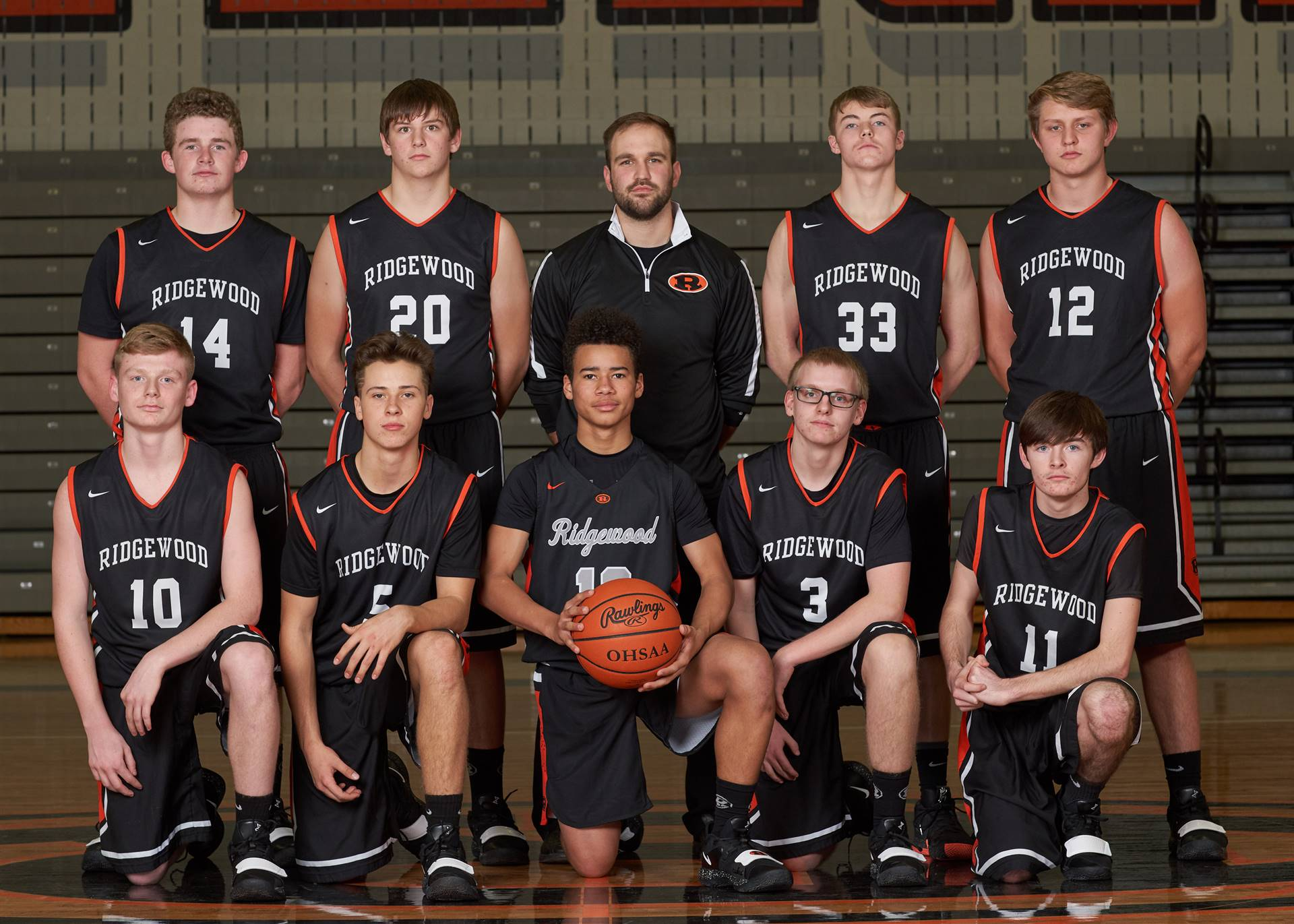 HS Boys Basketball - JV Team