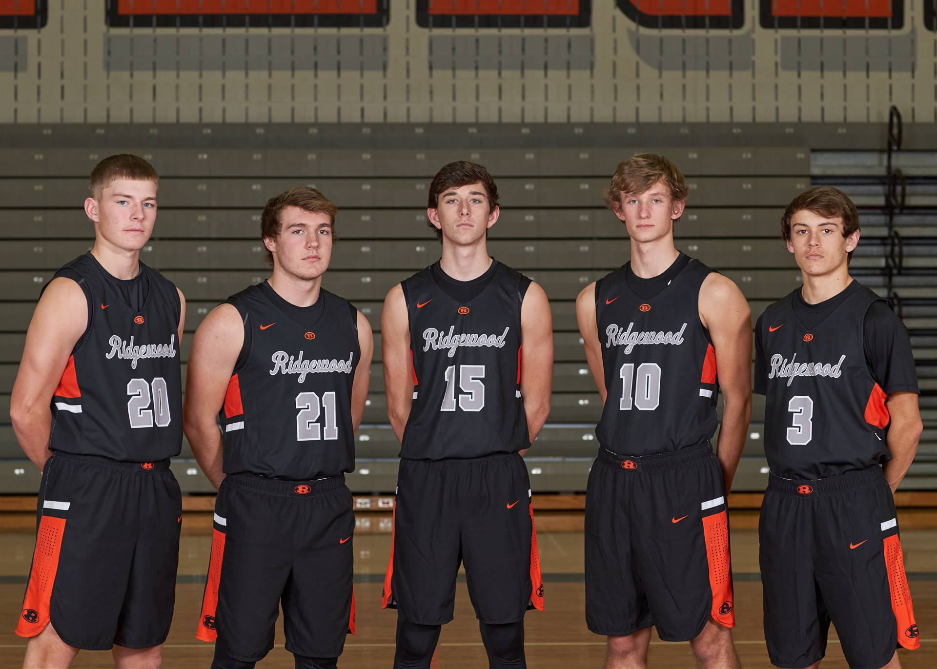 HS Boys Varsity Basketball - Returning Lettermen