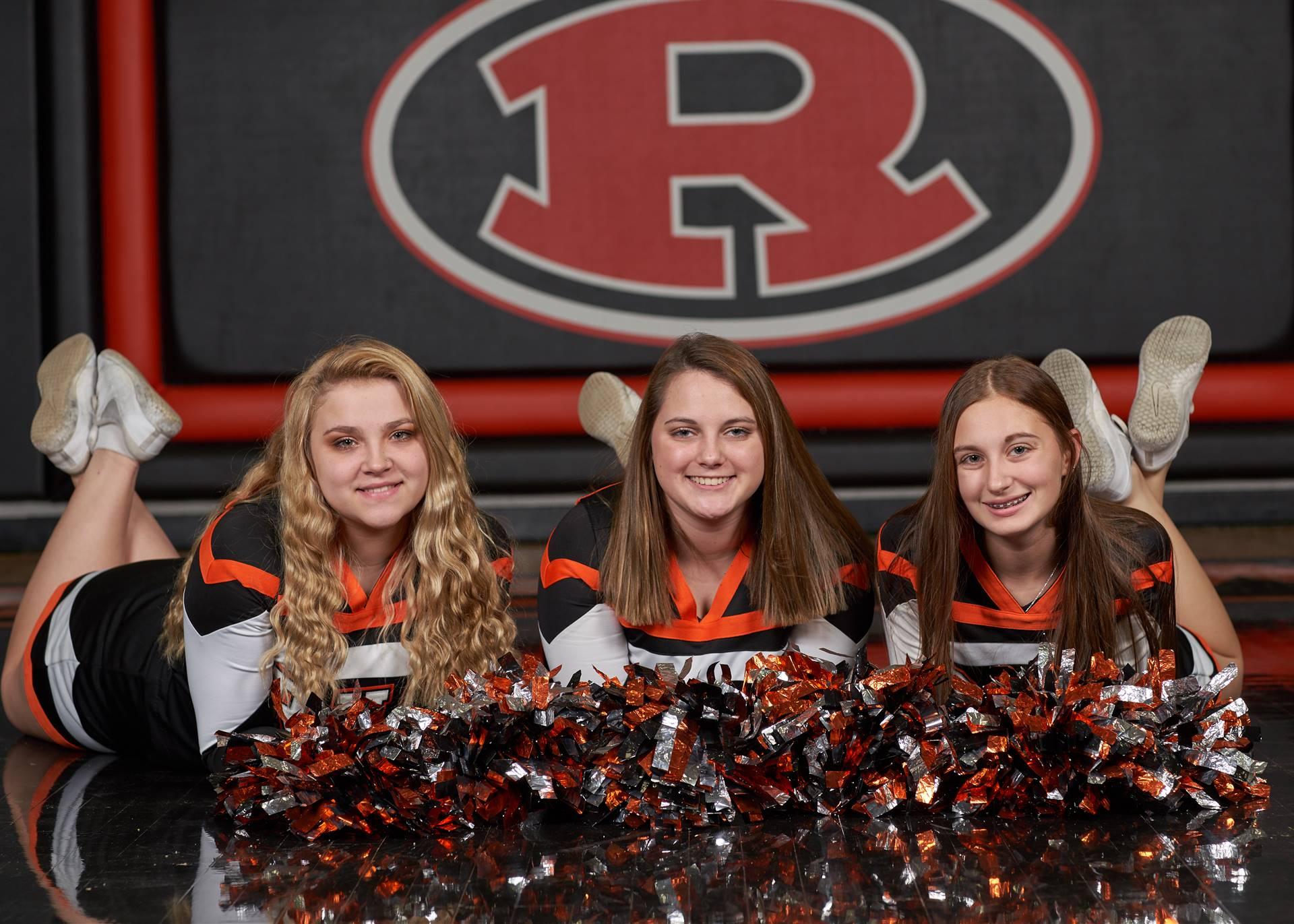 HS Varsity Cheer - Seniors