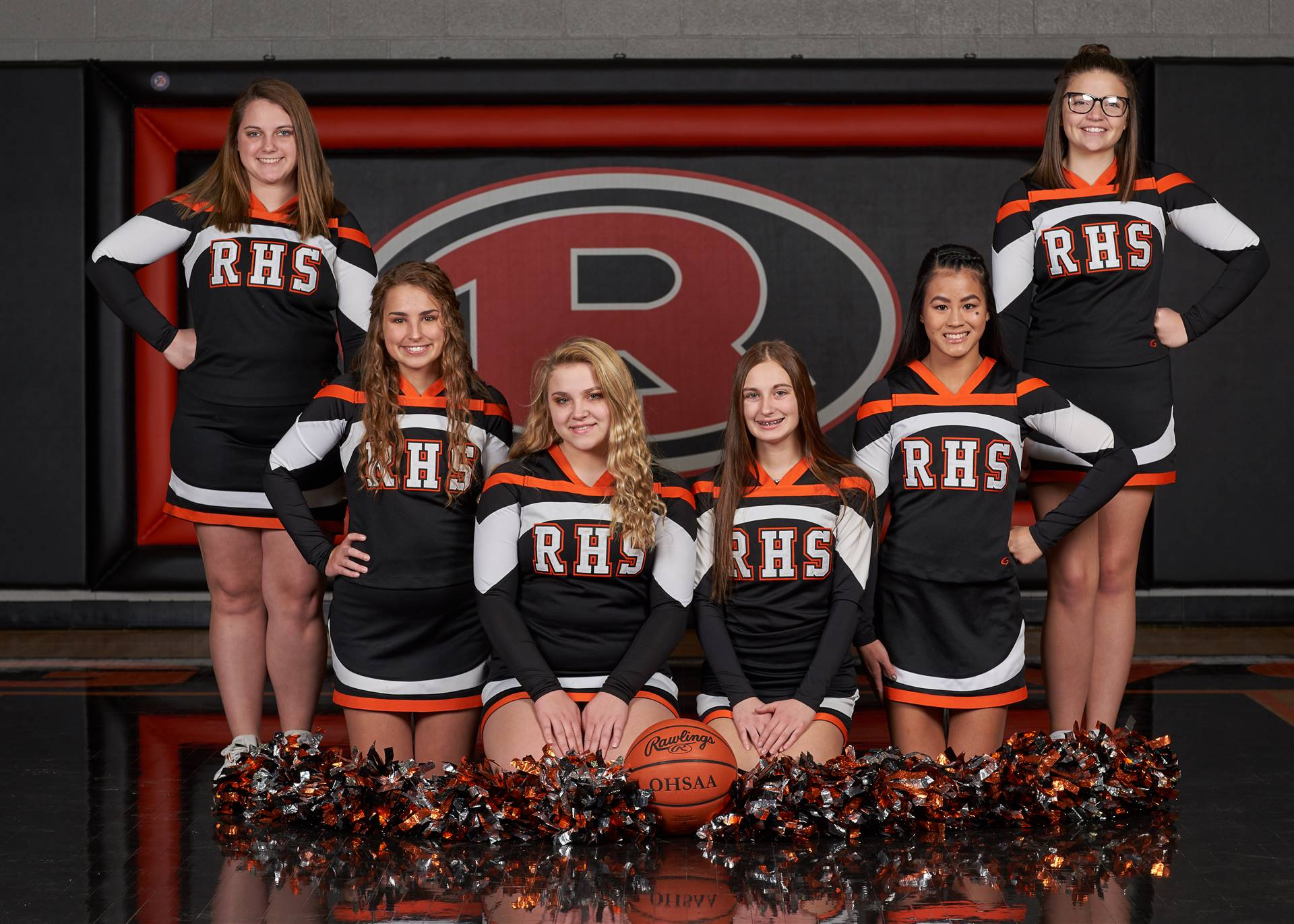 HS Cheer- Varsity Team