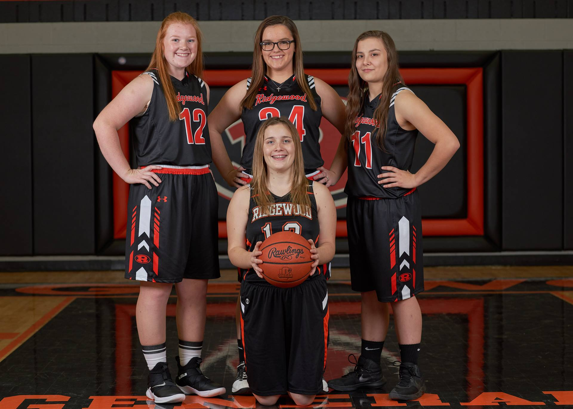 HS Girls Basketball Seniors