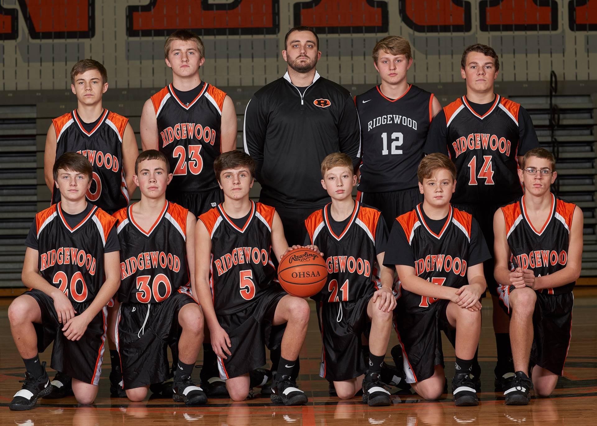 HS Boys Basketball - Freshmen Team