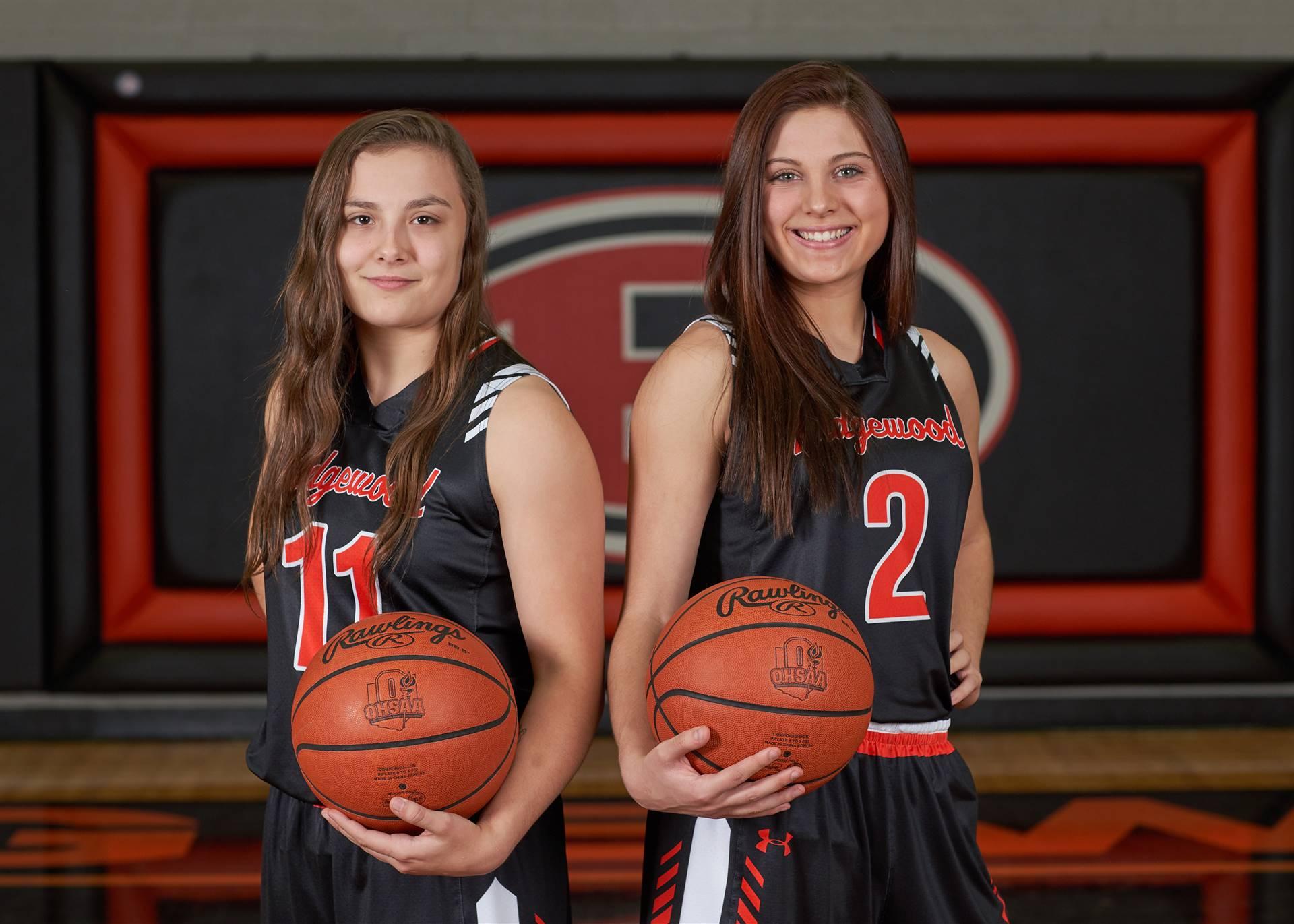 HS Girls Basketball - Returning Letterman
