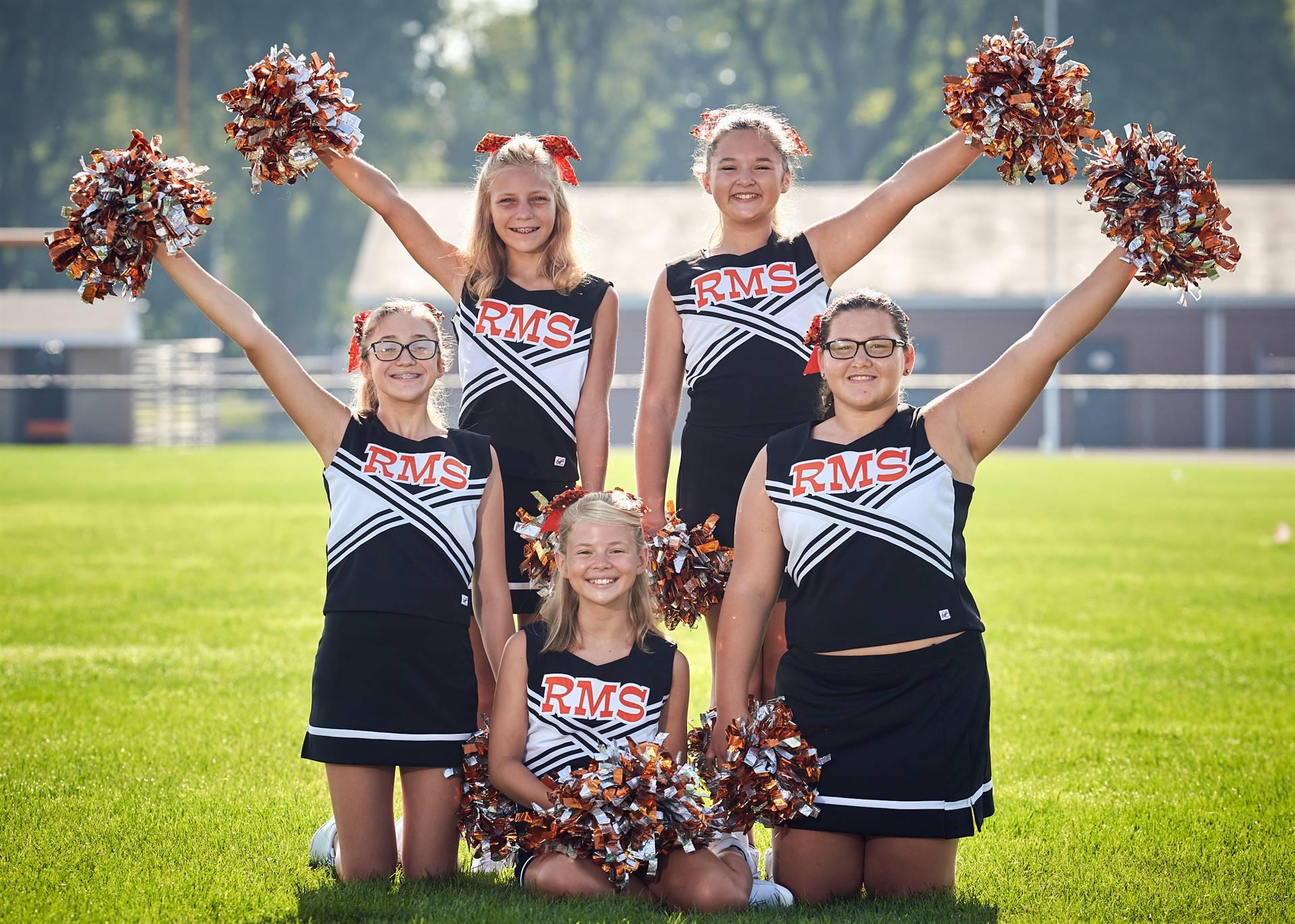 JH Cheer - 7th Grade Team