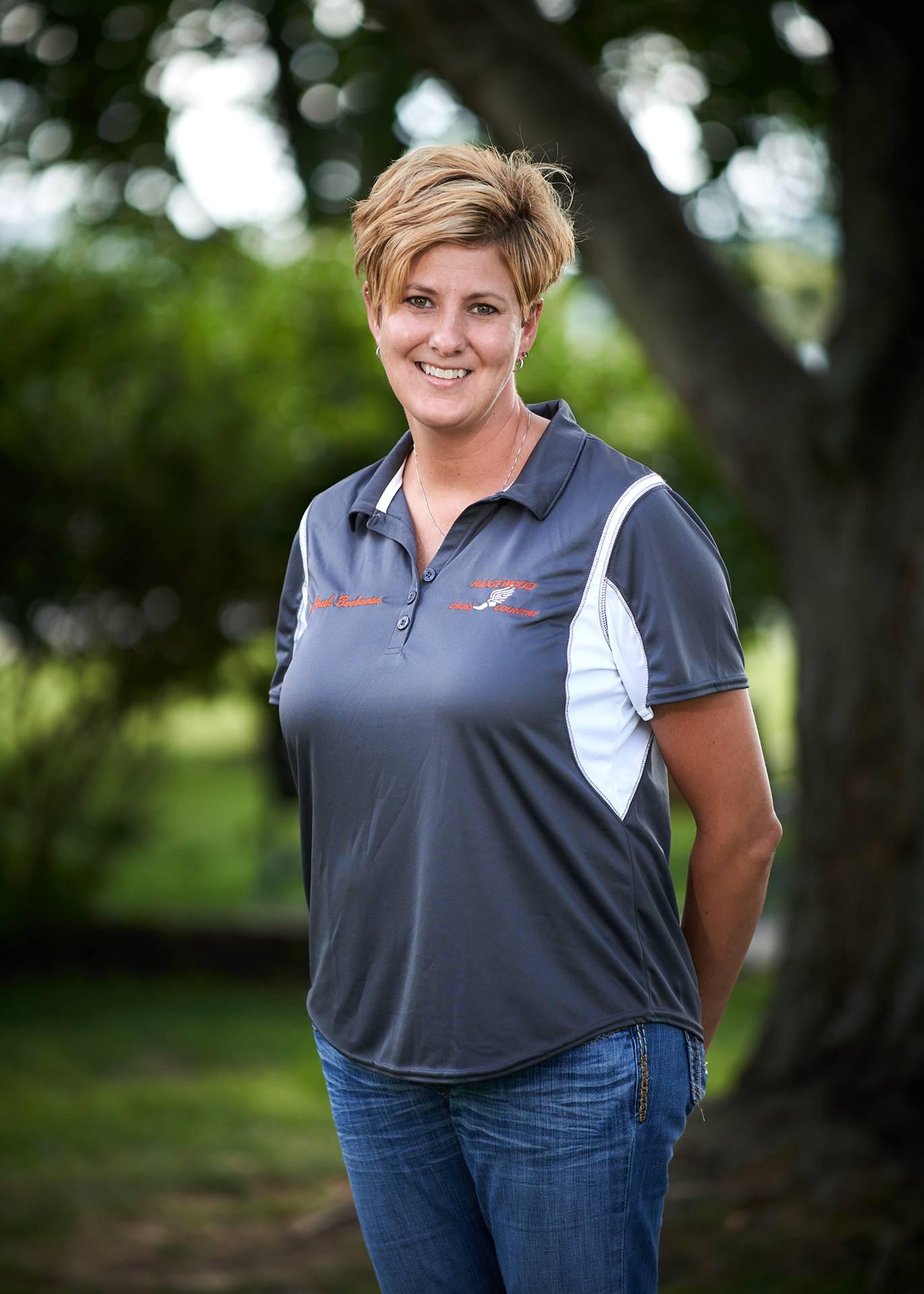 JH CC - Coach Lori Buchanan