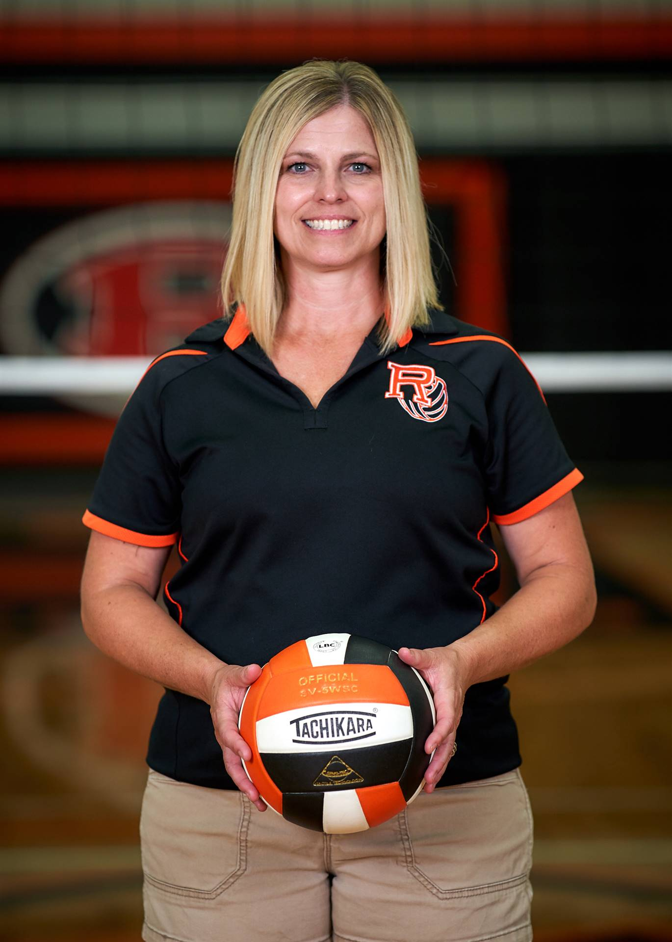 HS VB - Head Coach Brenda McCoy