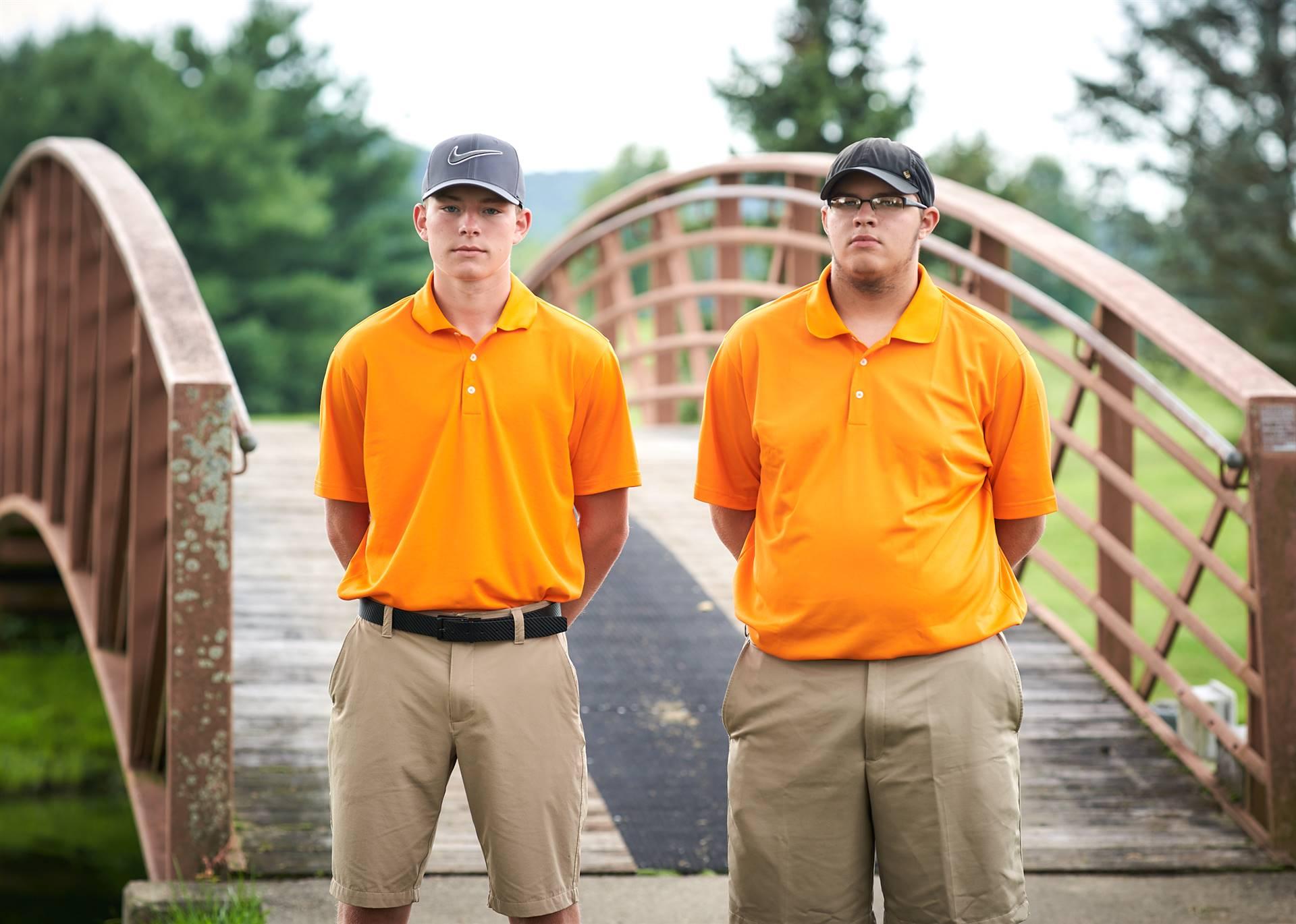 HS Boys Golf - Returning Lettermen