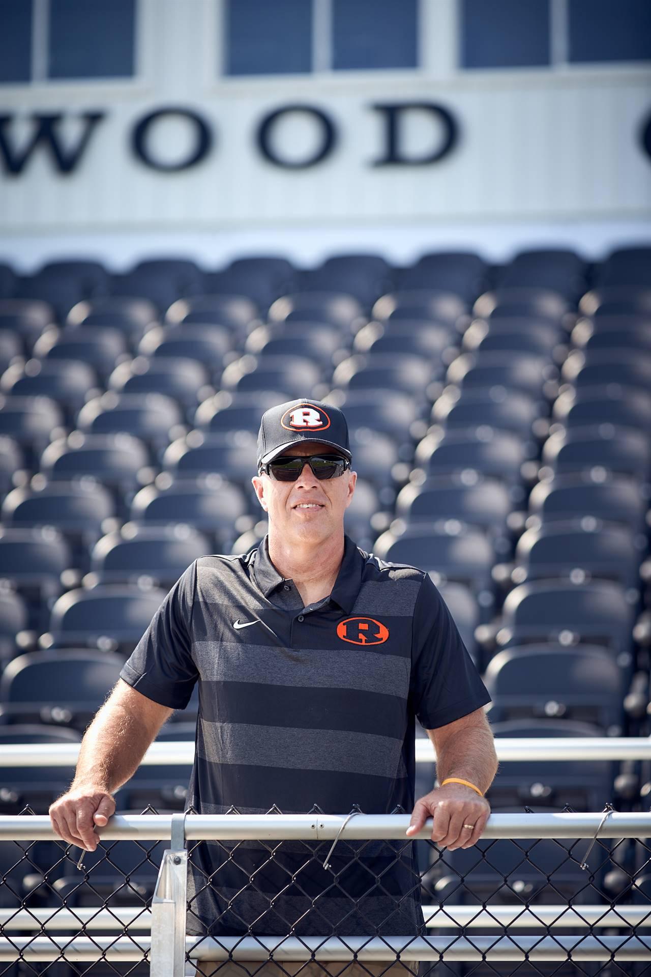 HS FB - Head Coach John Slusser