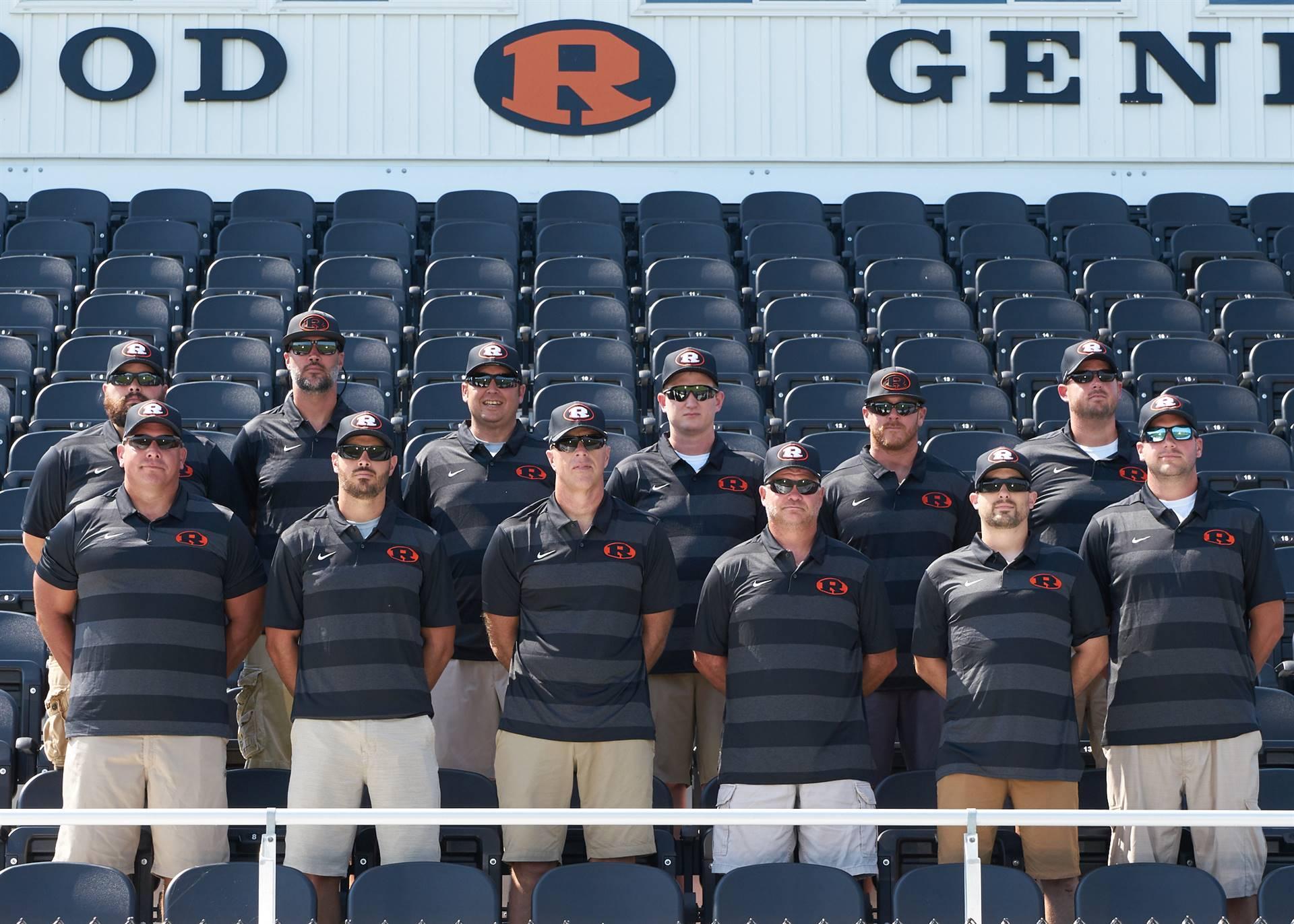 HS FB - Coaching Staff.
