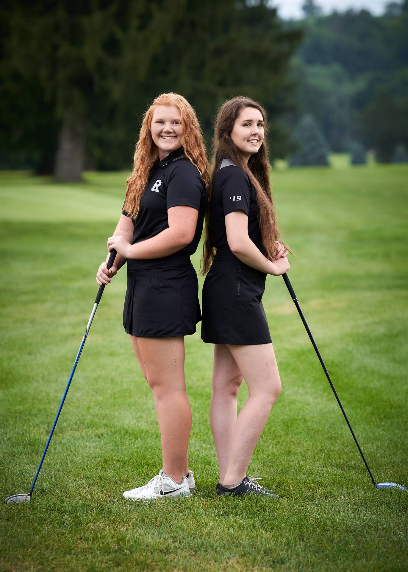 HS Girls Golf - Seniors