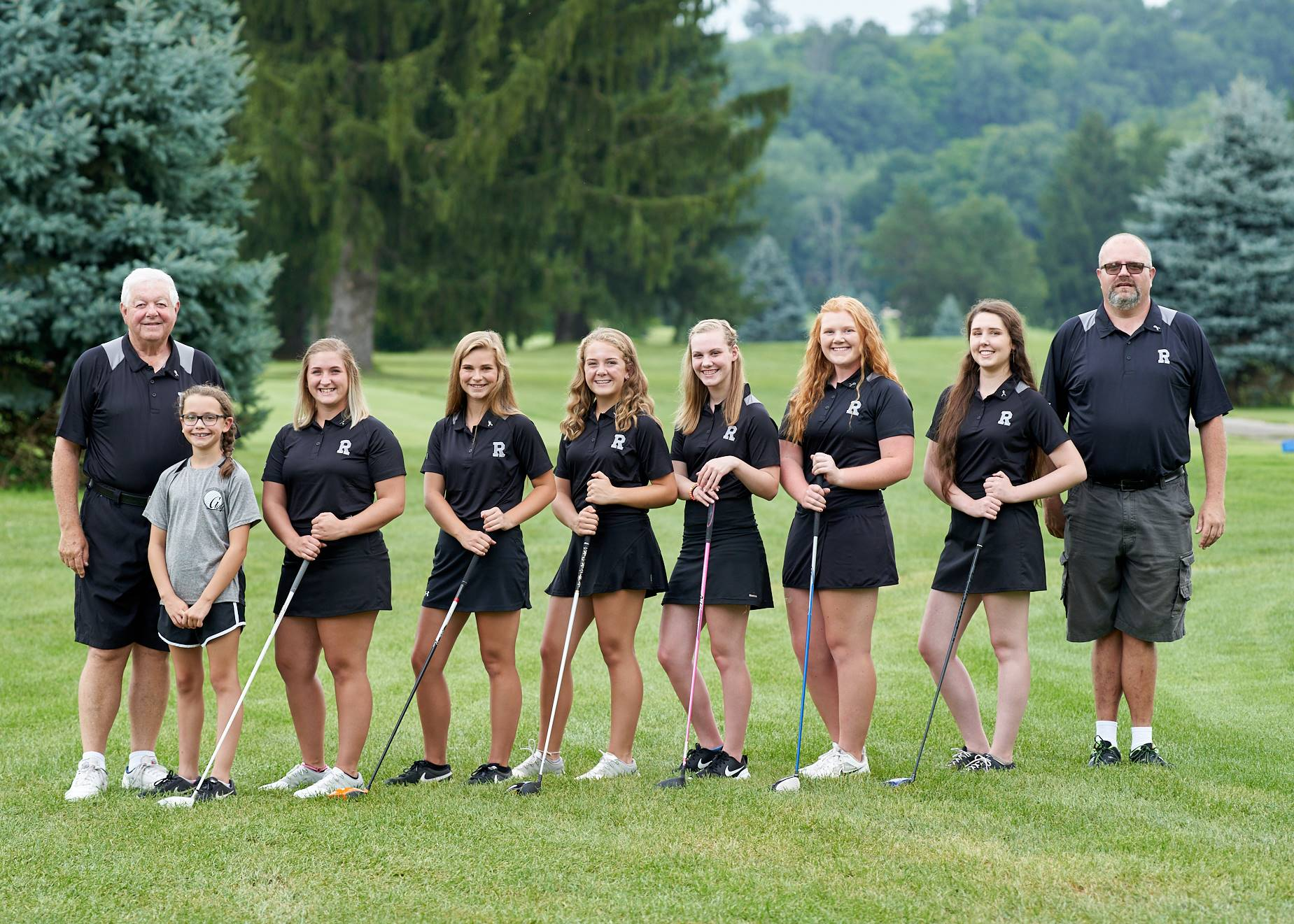 HS Girls Golf - Team