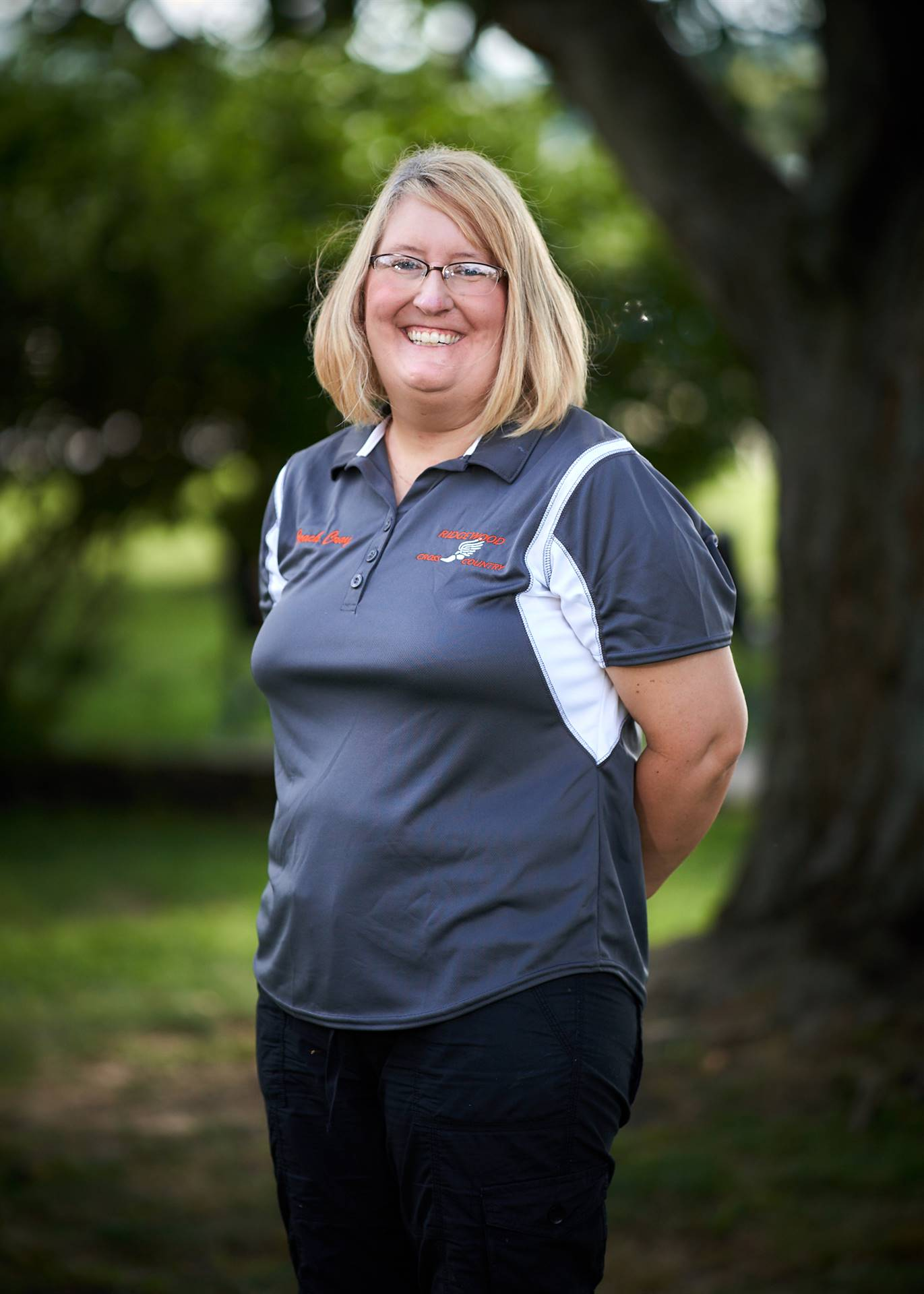 HS CC - Head Coach Wendy Croy