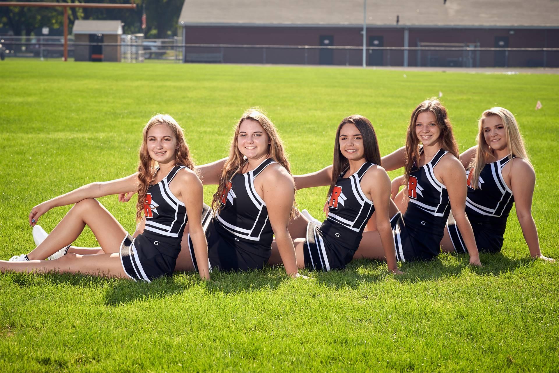 HS Cheer - Seniors