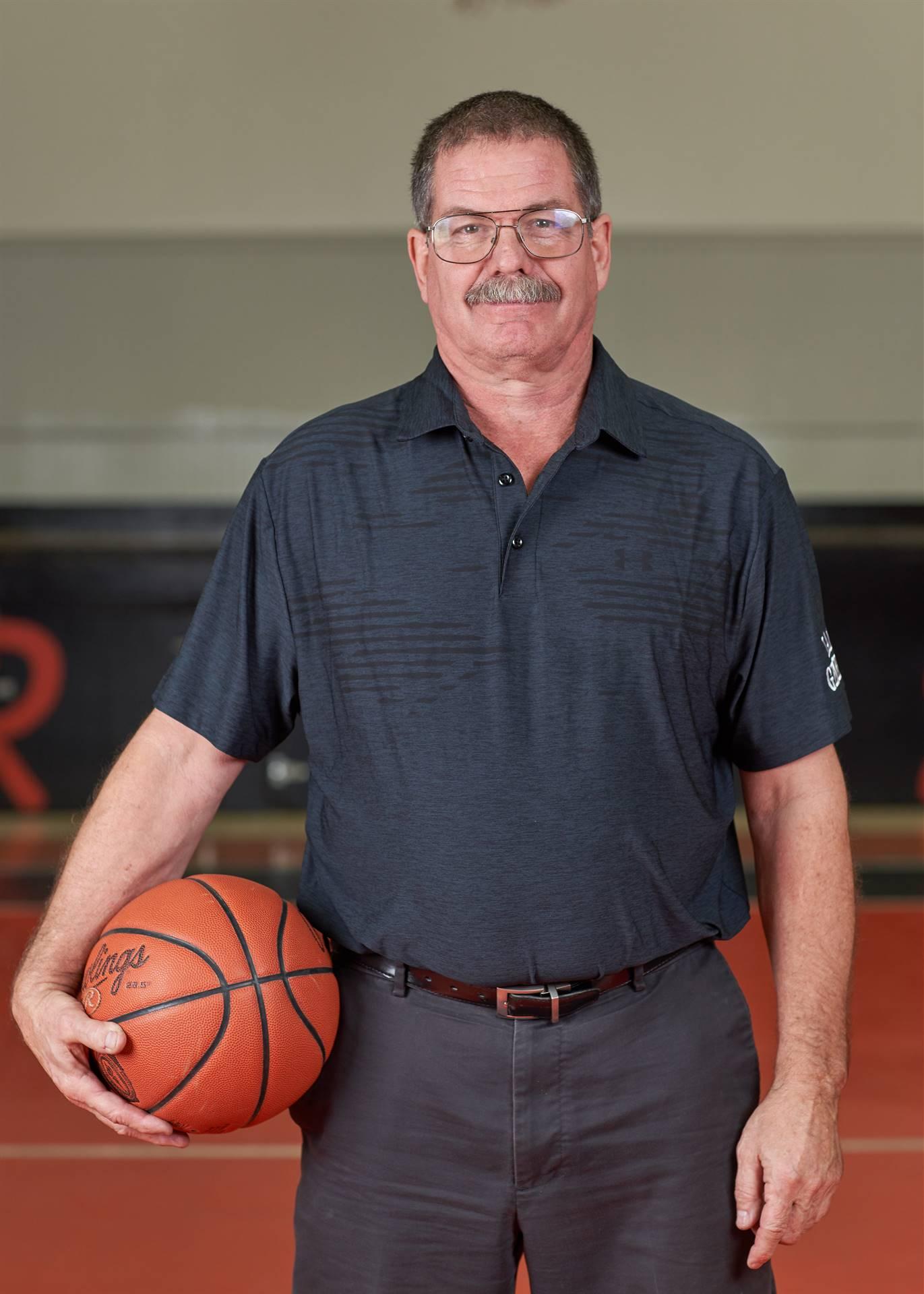 8th Girls Basketball Coach - Denny Varian