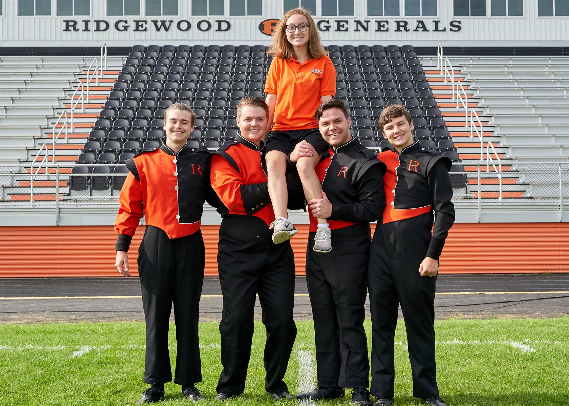 HS Band - Seniors