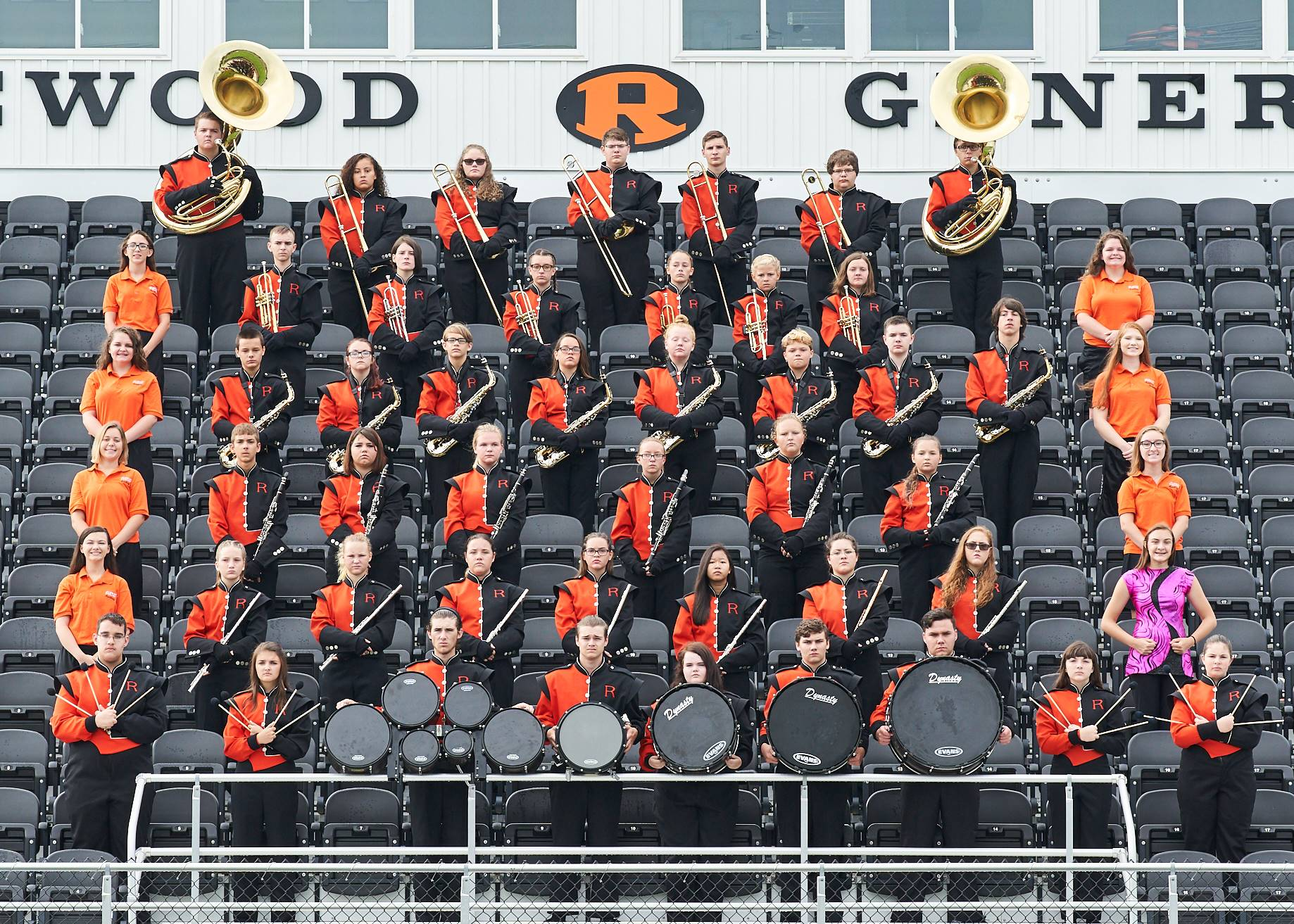 HS Band - Team