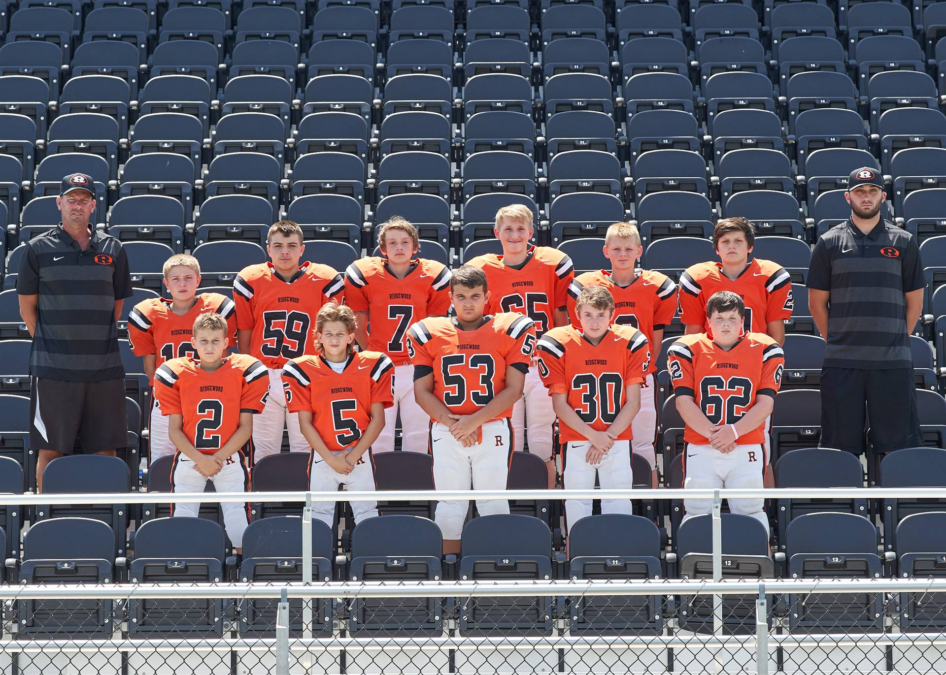 JH FB - 7th Team