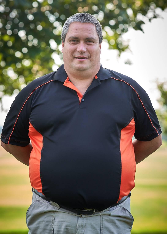 JH Golf - Coach Lester McCurdy