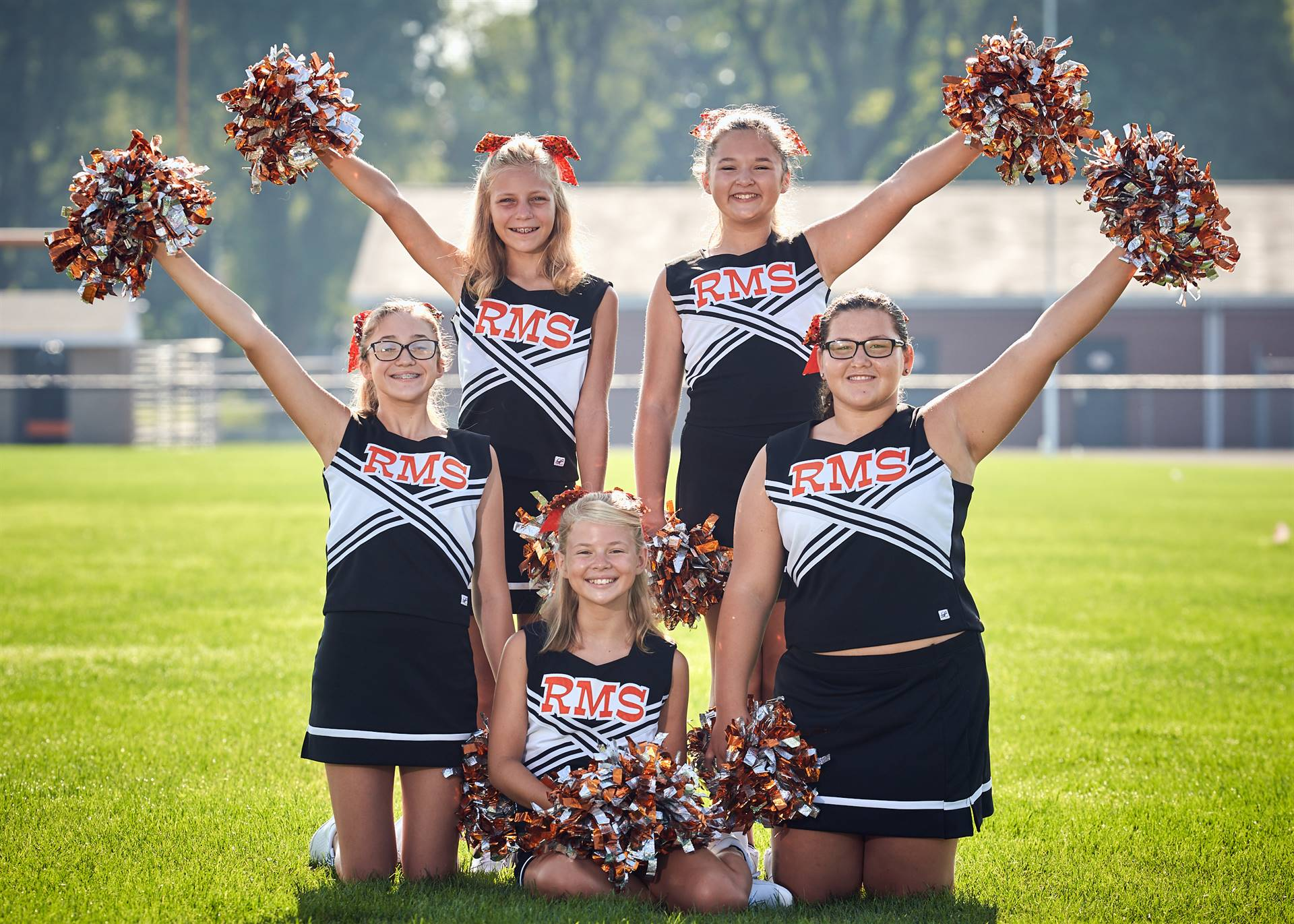 JH Cheer - 7th Grade Team
