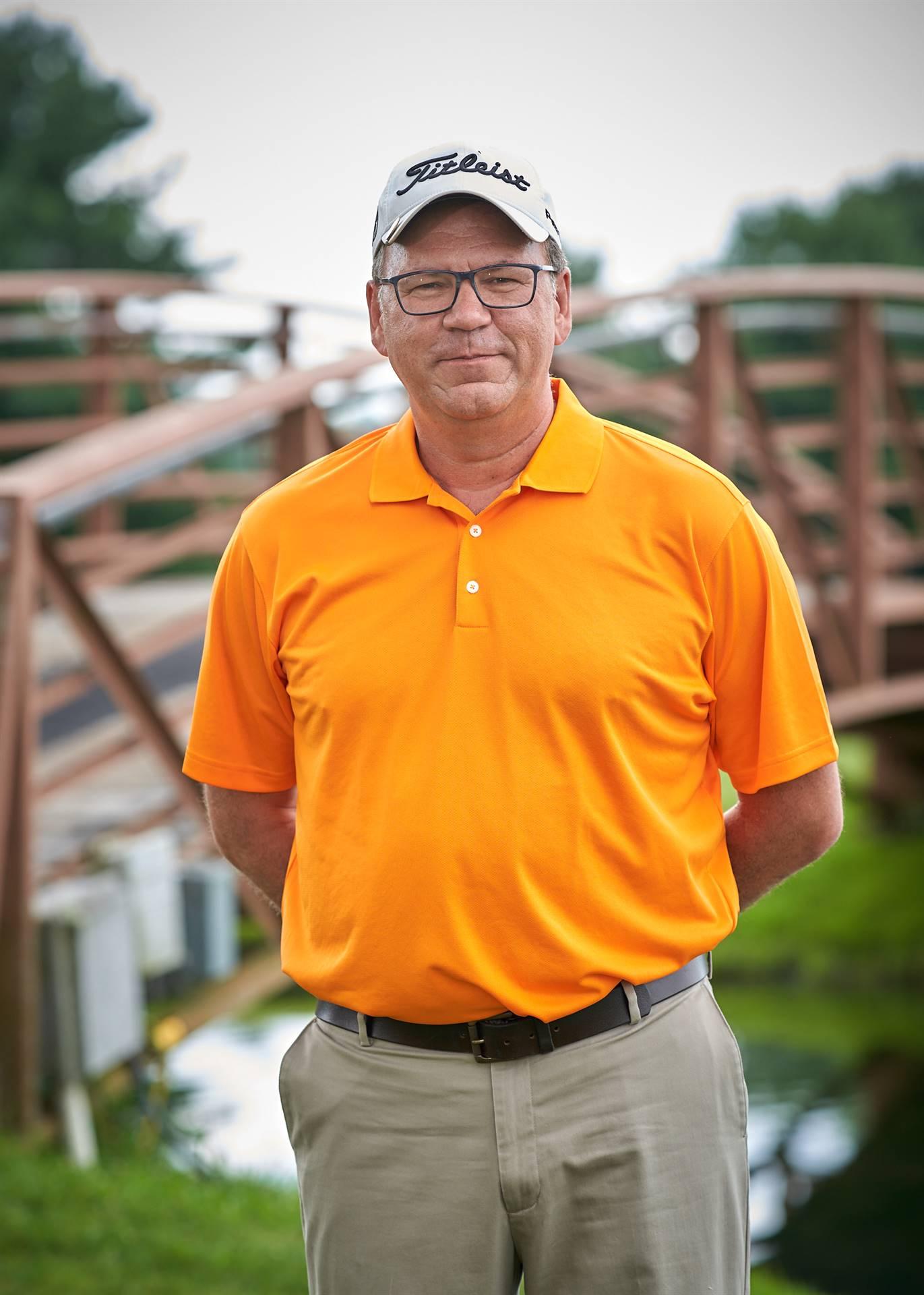 HS Boys Golf - Head Coach Dan Erb