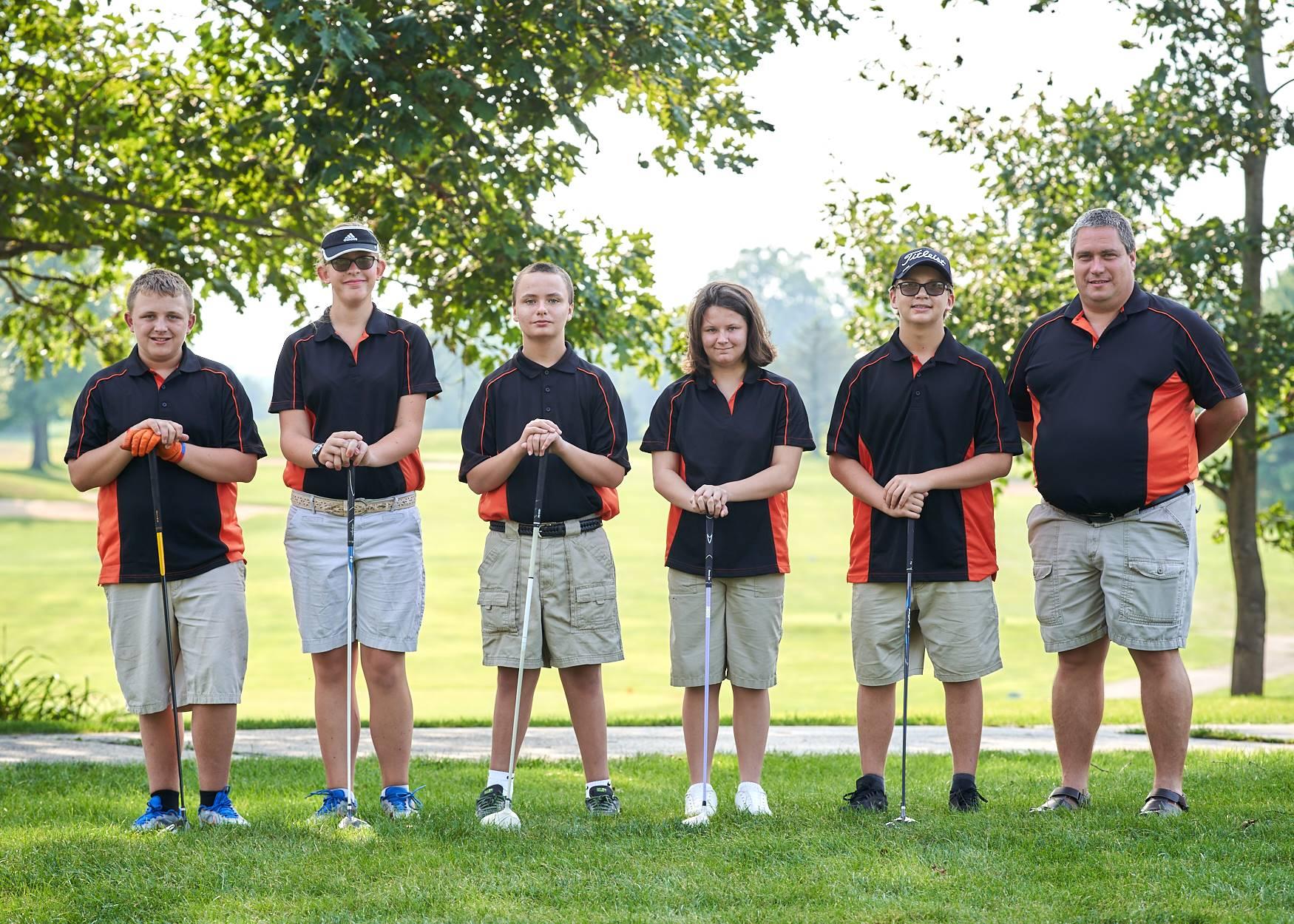 JH Golf - Team