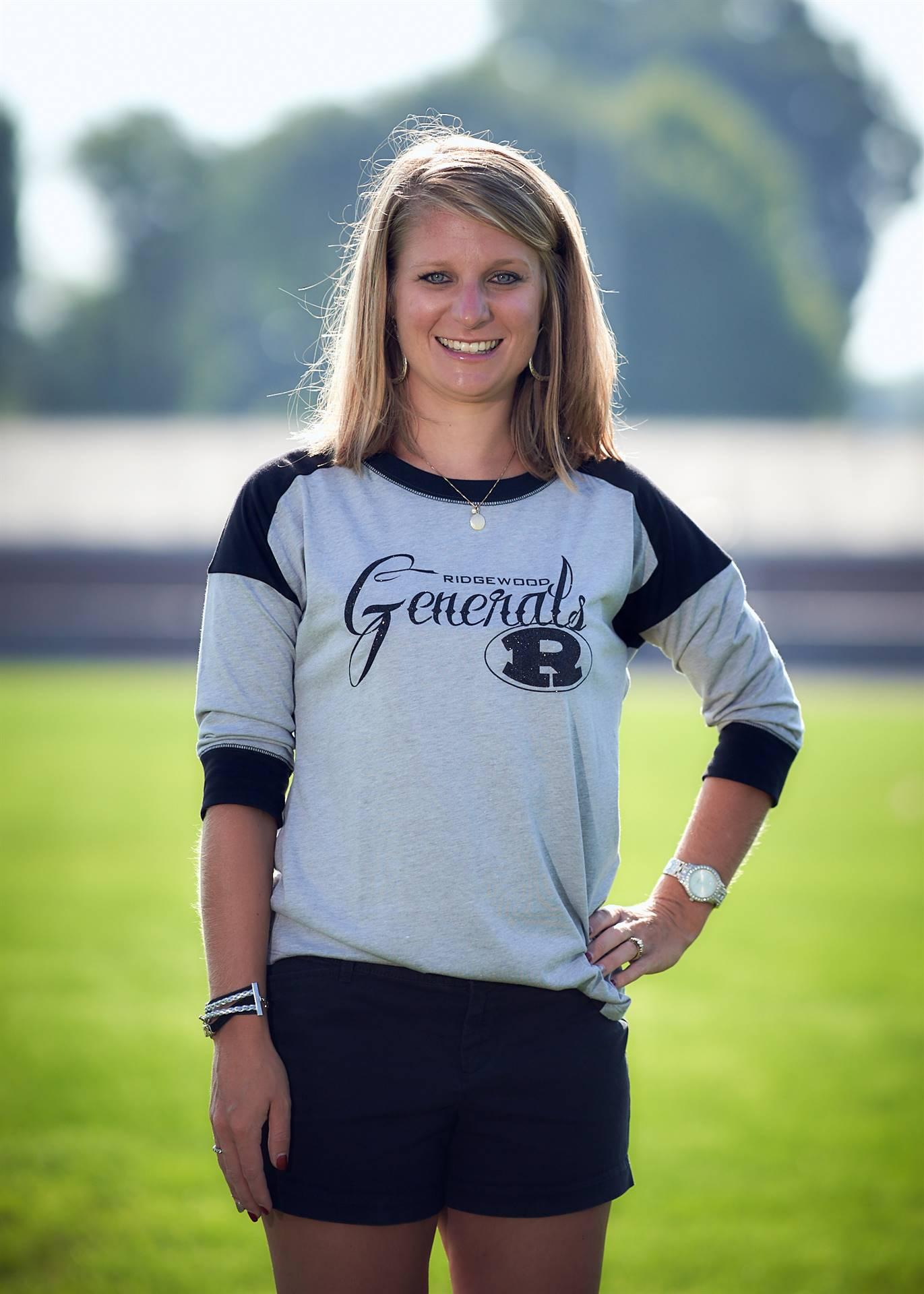 HS Cheer Advisor - Heather Kinsey