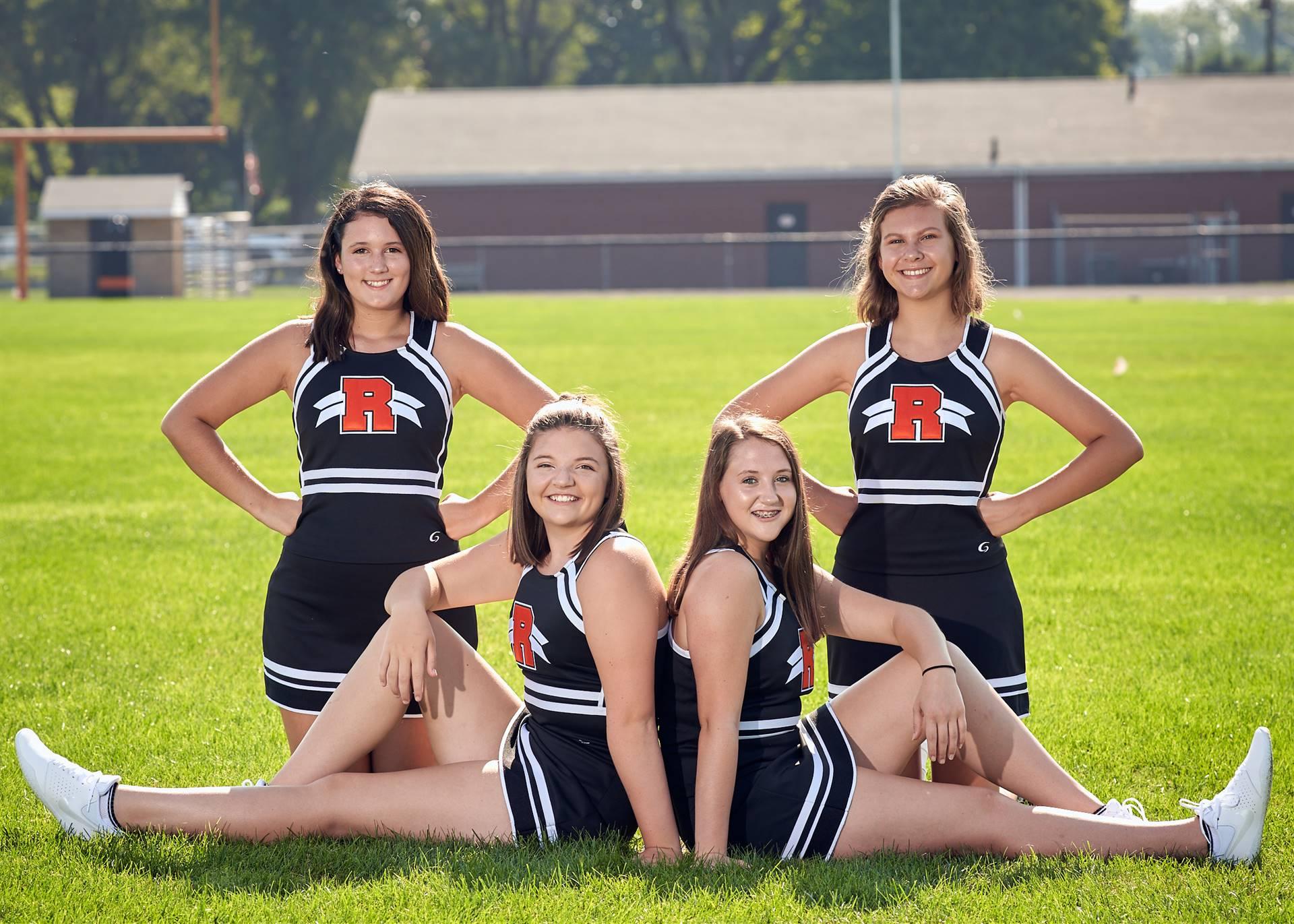HS Cheer - JV Team