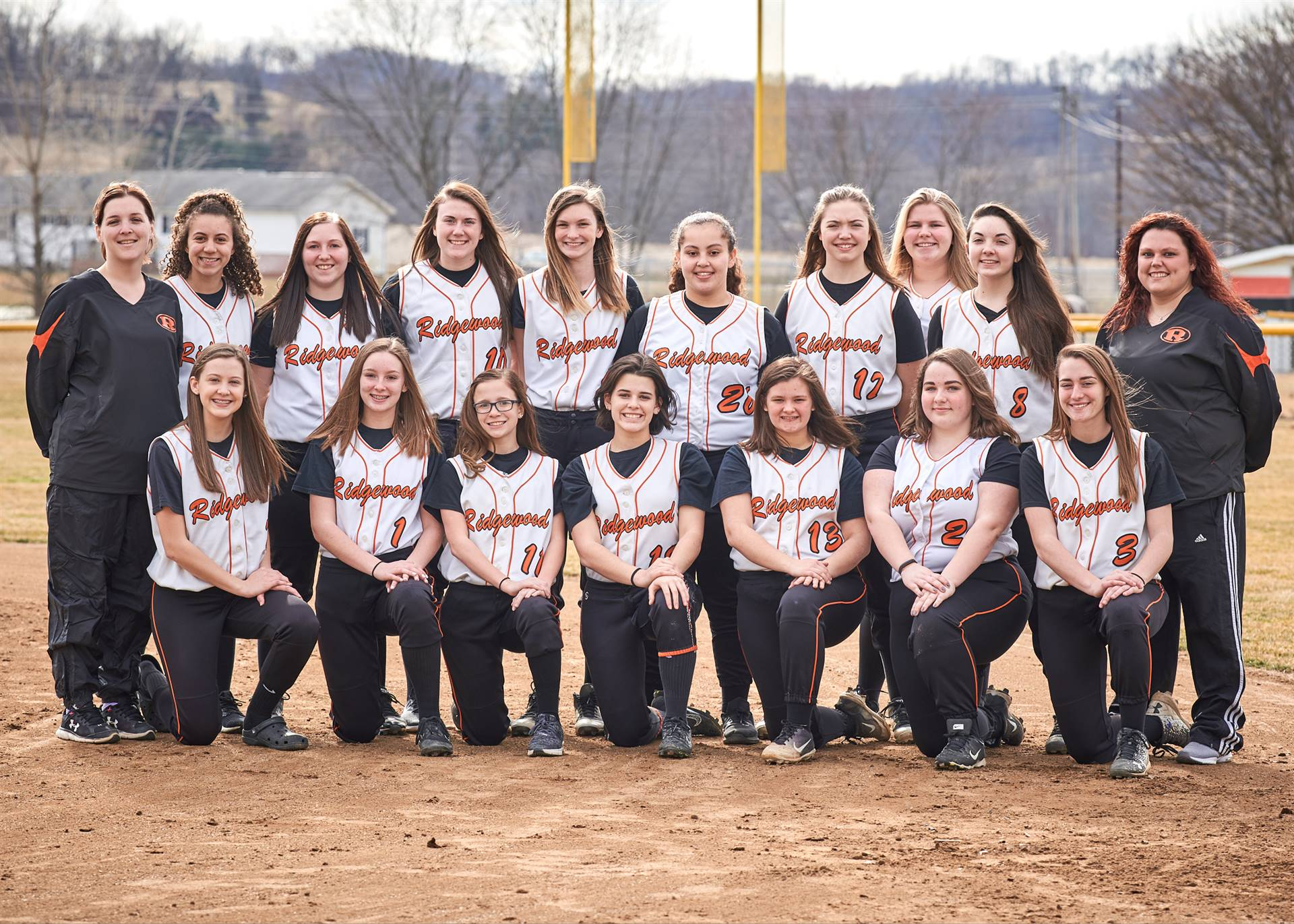2019 jv softball