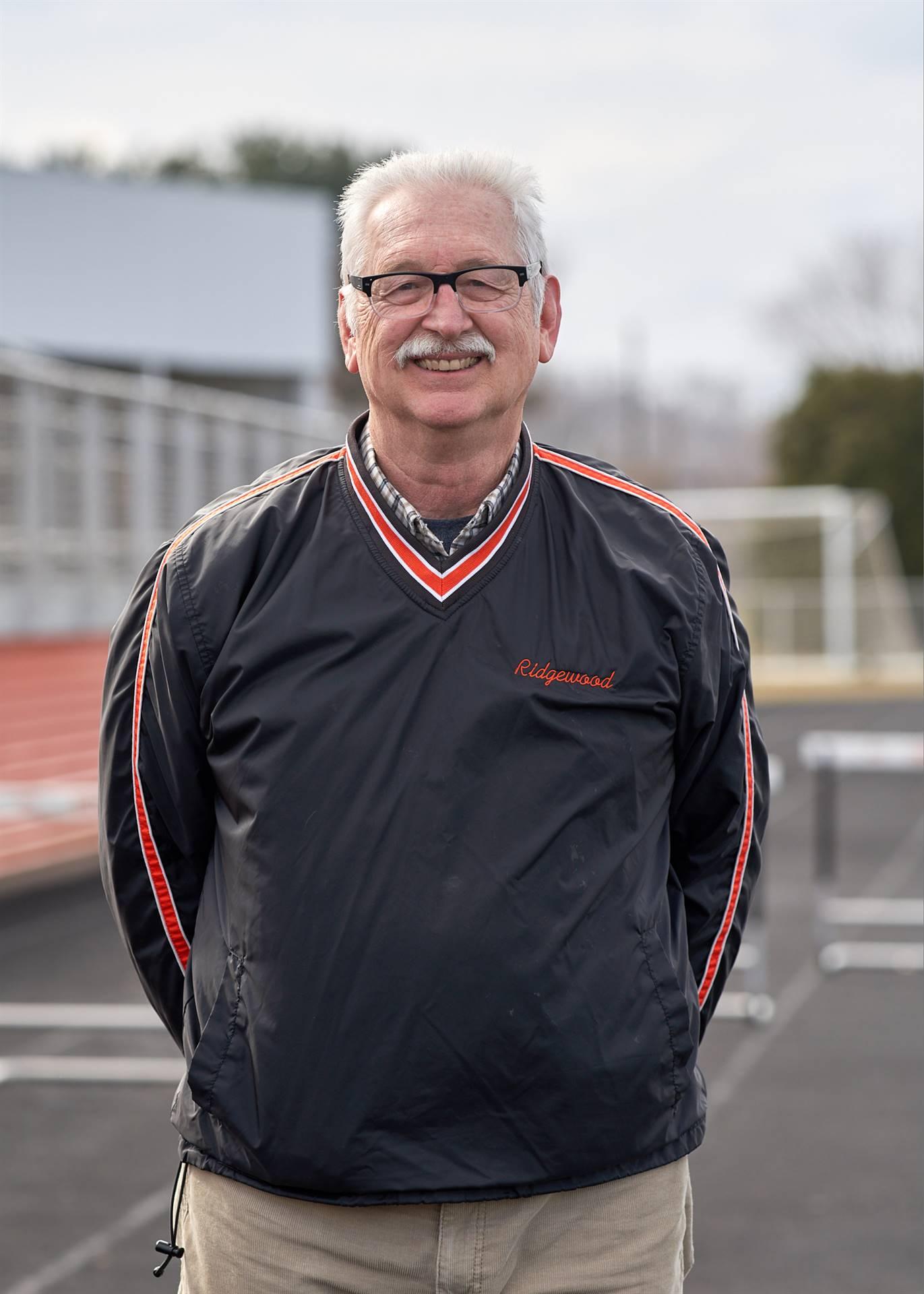 2019 girl track coach