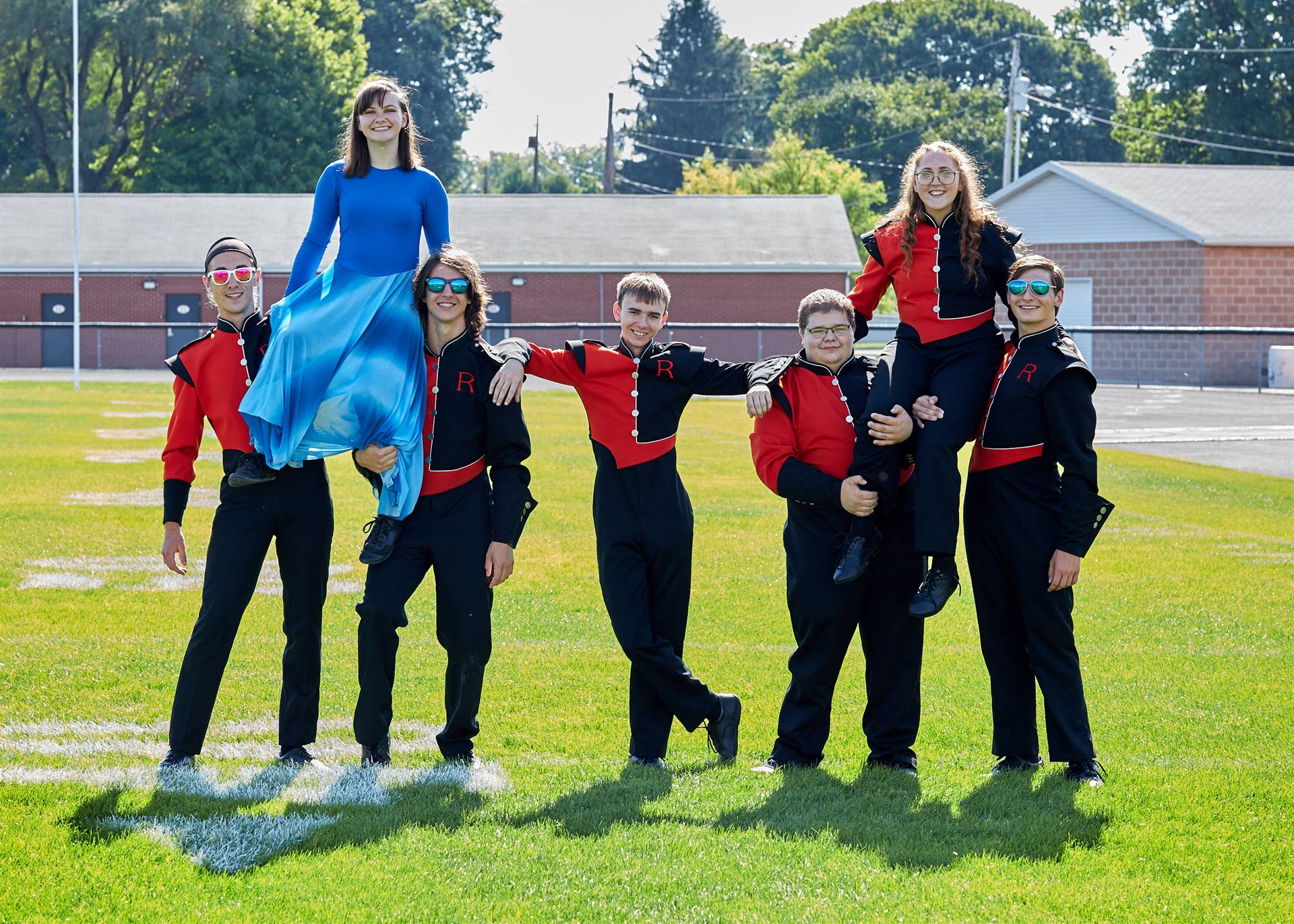 fall band seniors