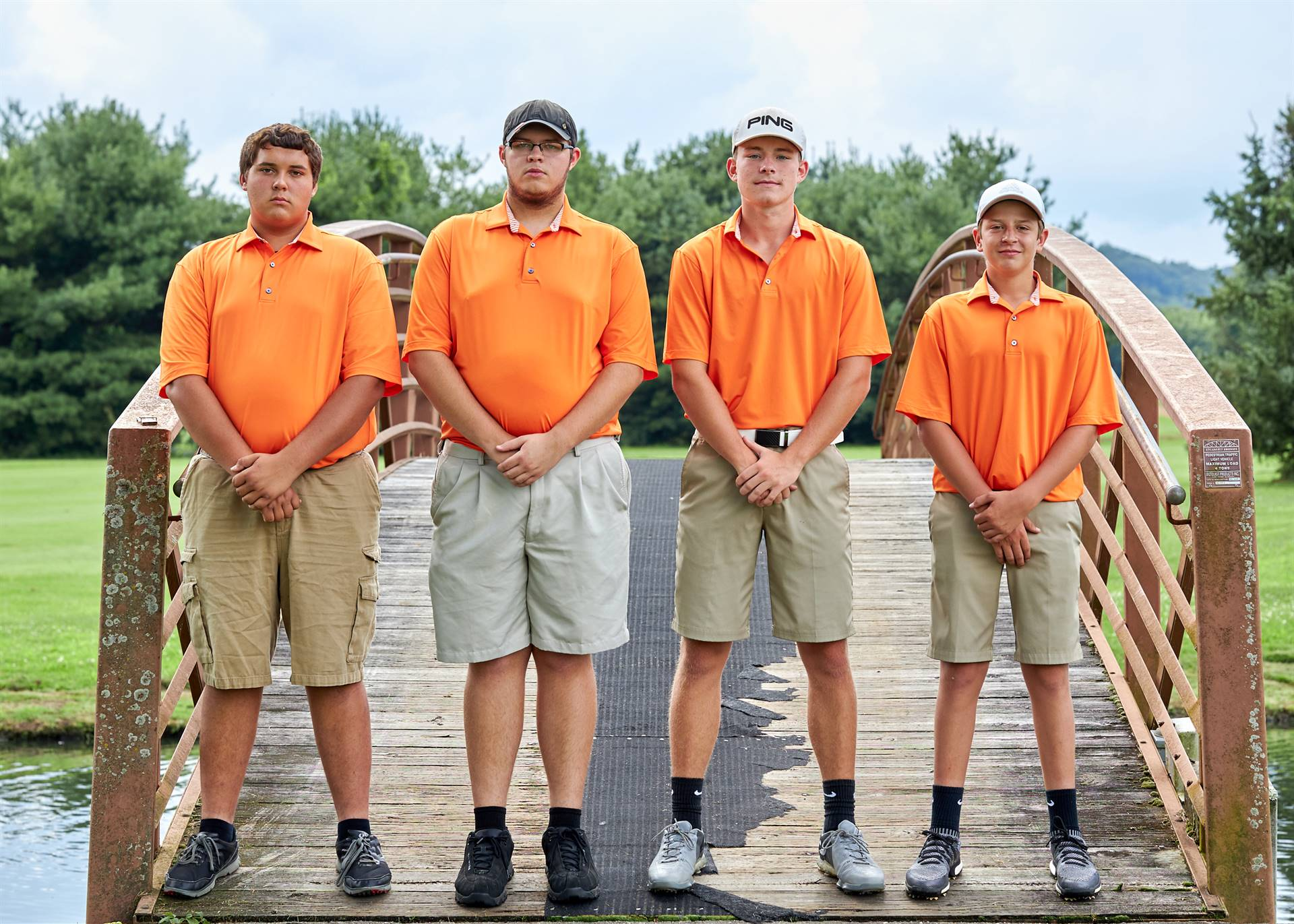 fall boys golf returning