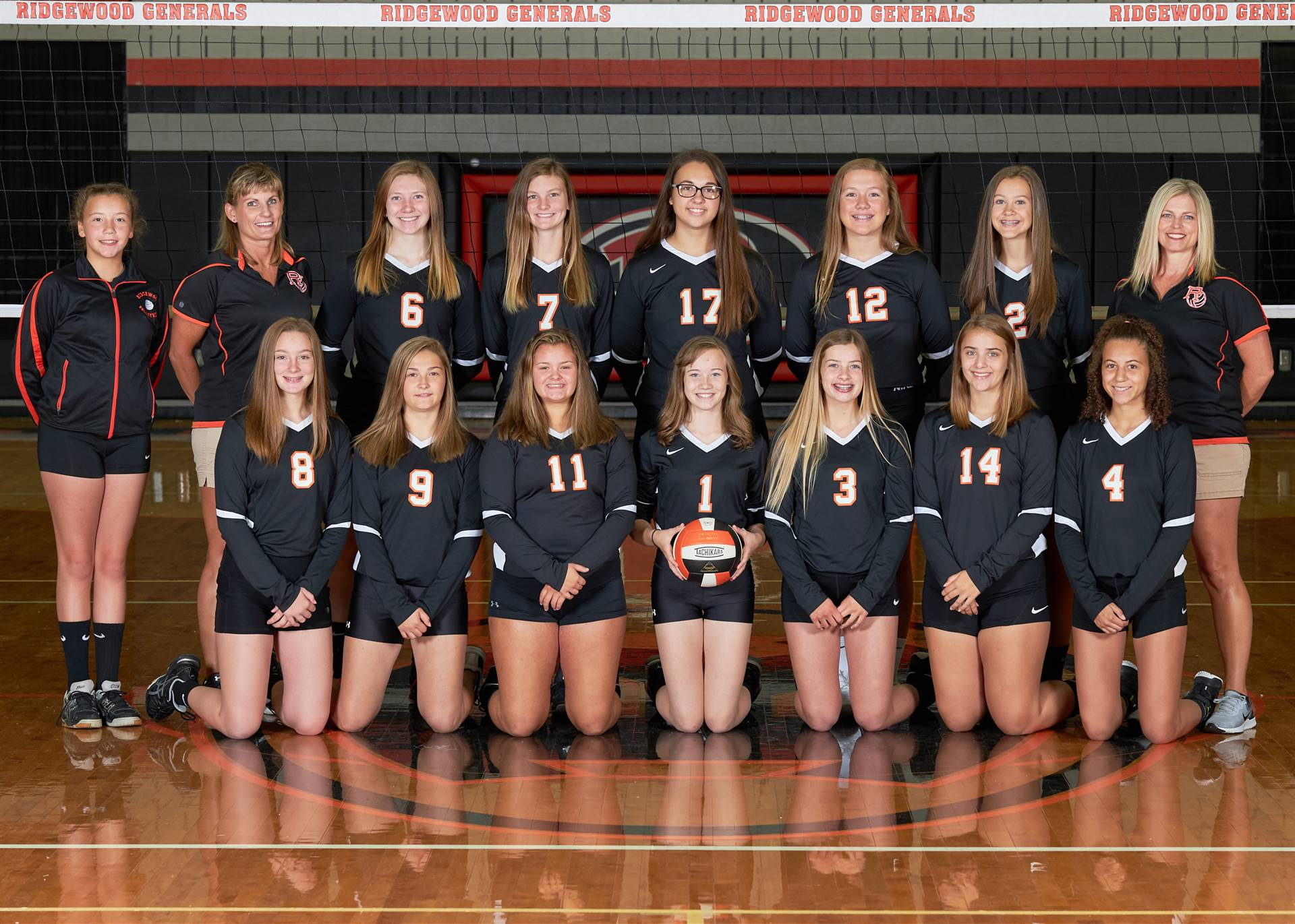 fall jv vb