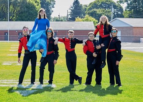 fall band seniors